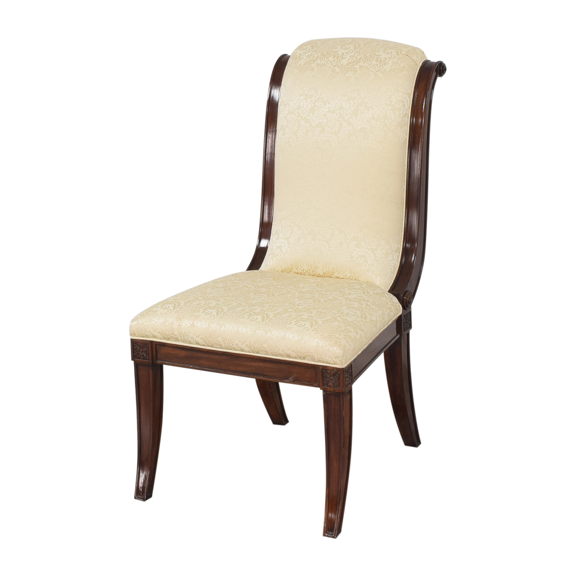 shop Theodore Alexander Gabrielle Side Chairs Theodore Alexander Dining Chairs