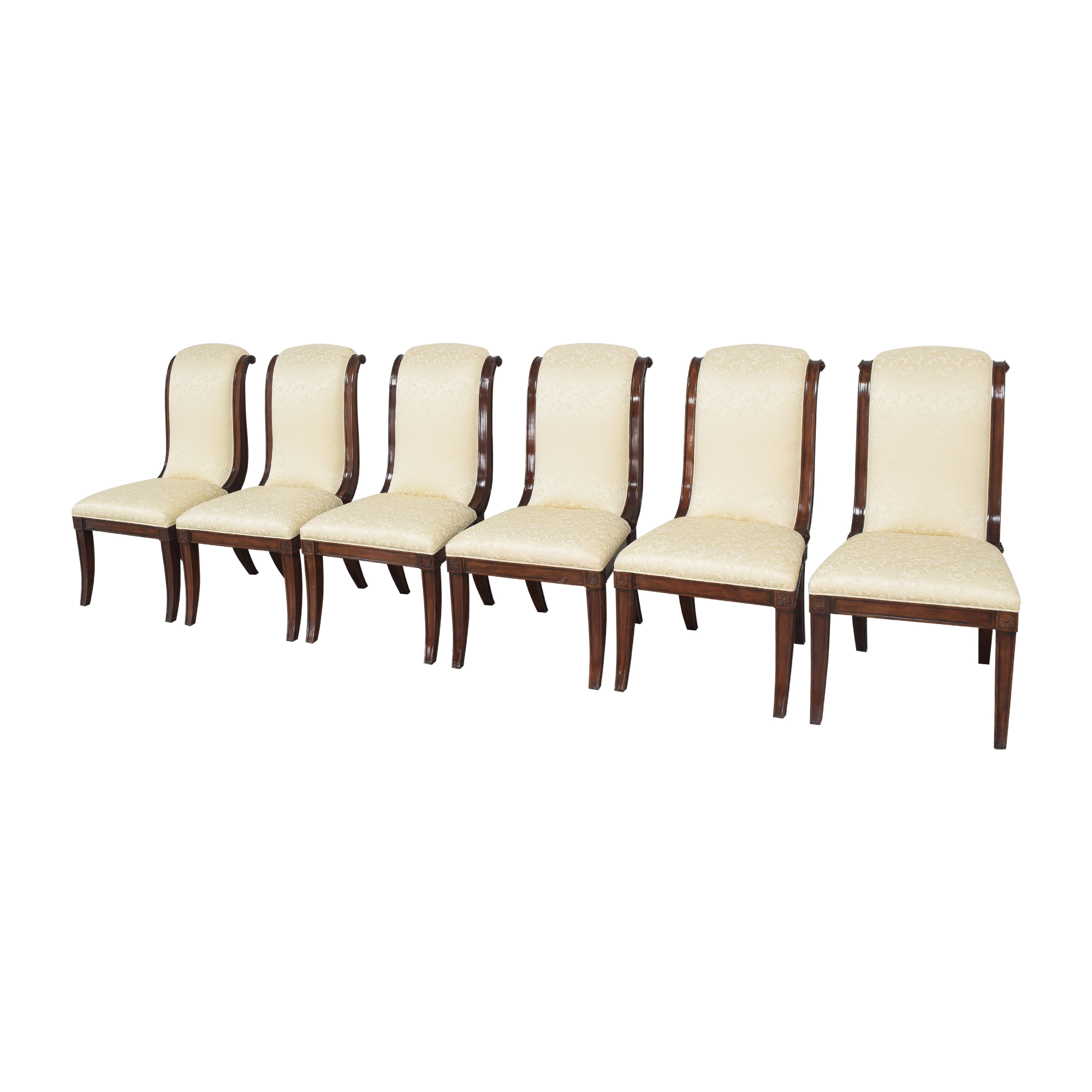 Theodore Alexander Theodore Alexander Gabrielle Side Chairs on sale