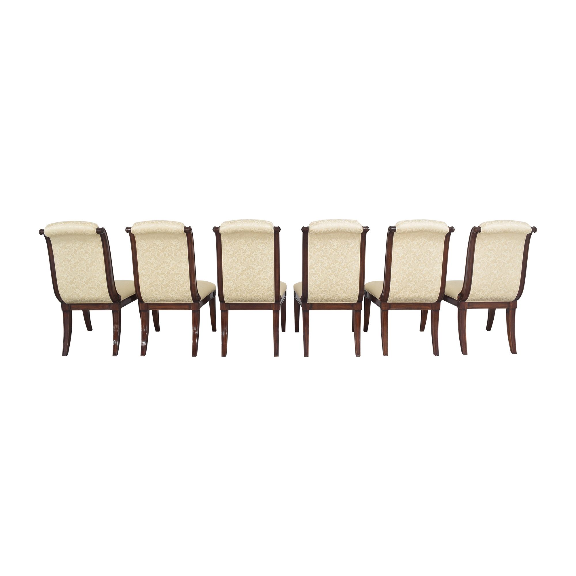 Theodore Alexander Gabrielle Side Chairs / Dining Chairs