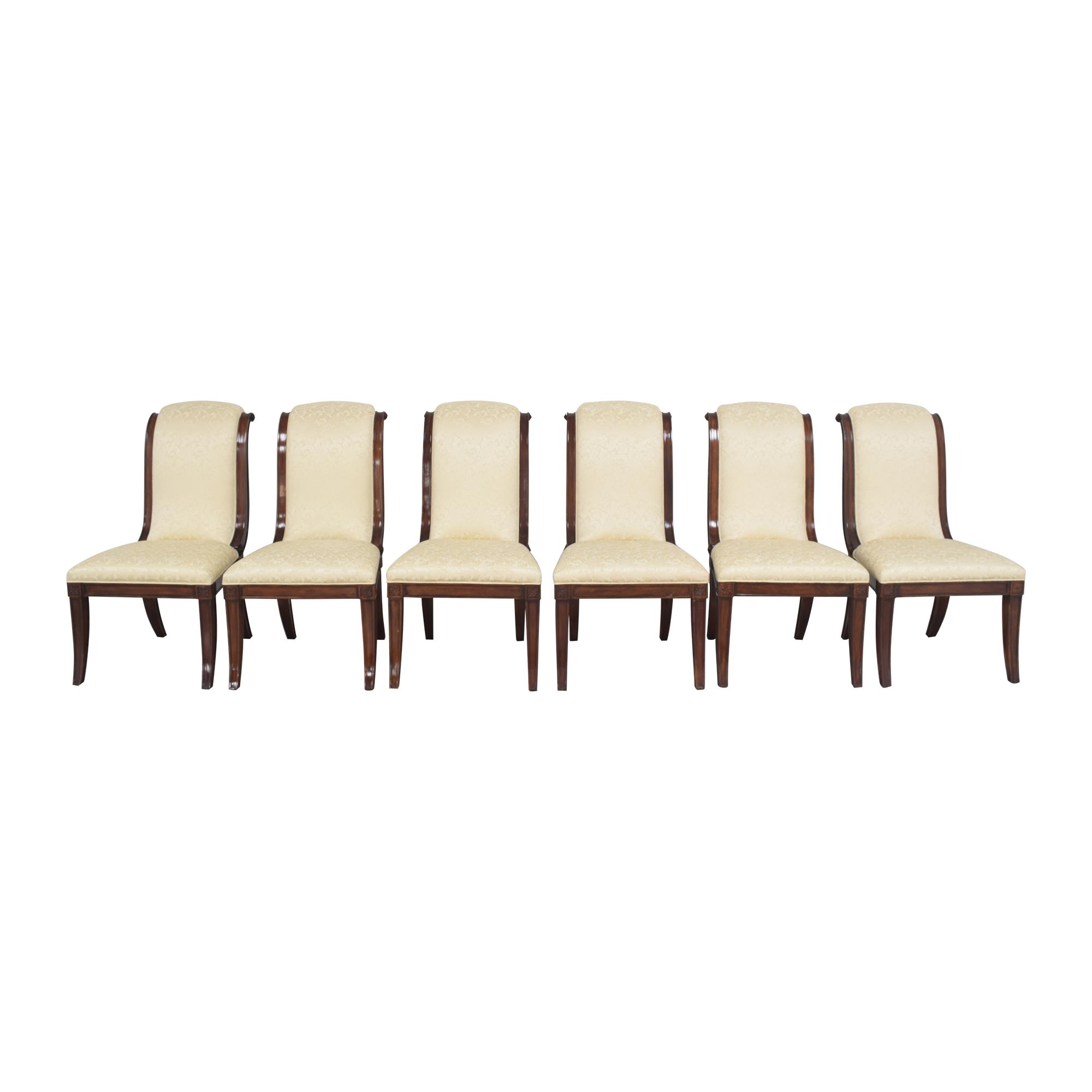 shop Theodore Alexander Gabrielle Side Chairs Theodore Alexander Chairs