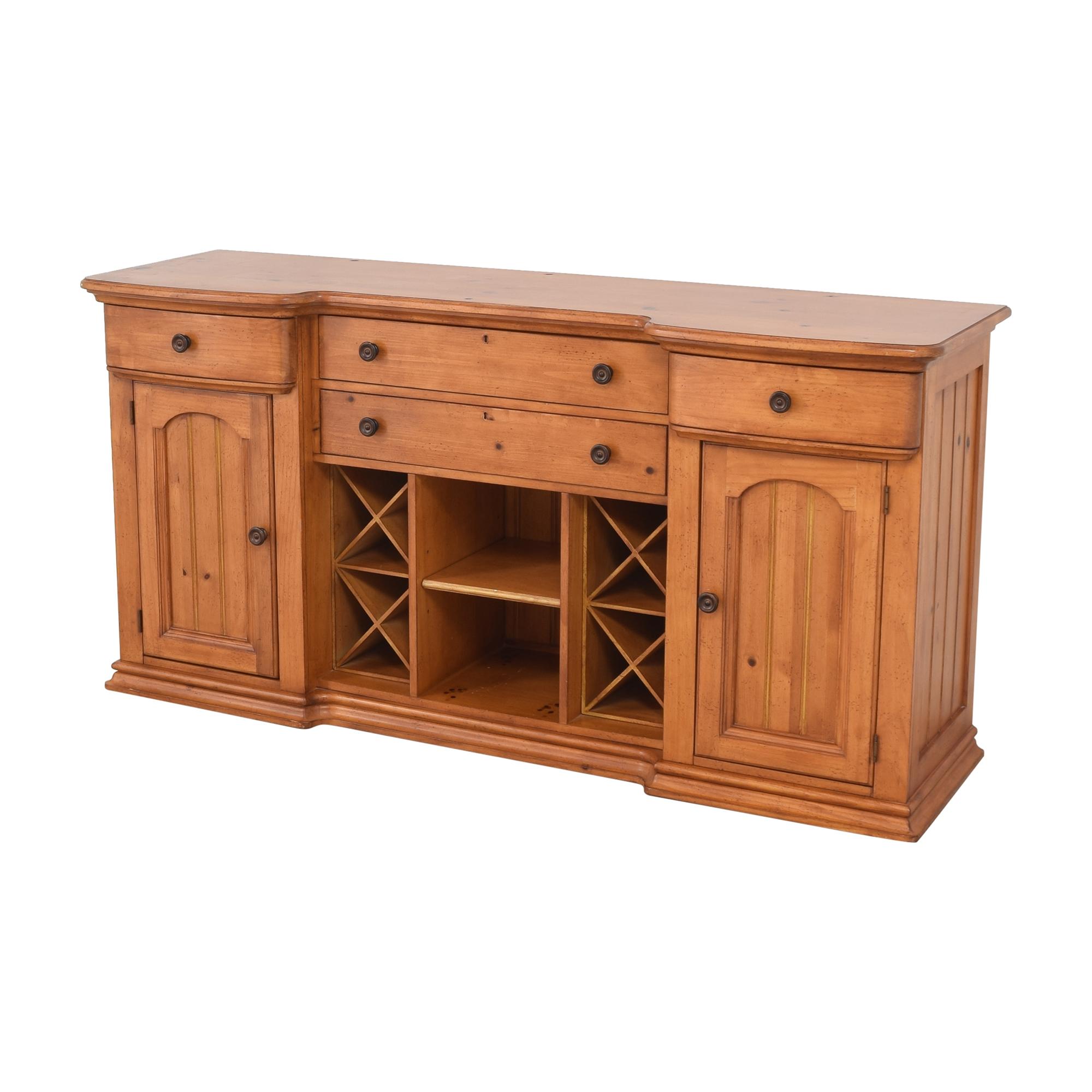 Stanley Furniture Stanley Furniture Cottage Revival Vineyard Service Cabinet nj