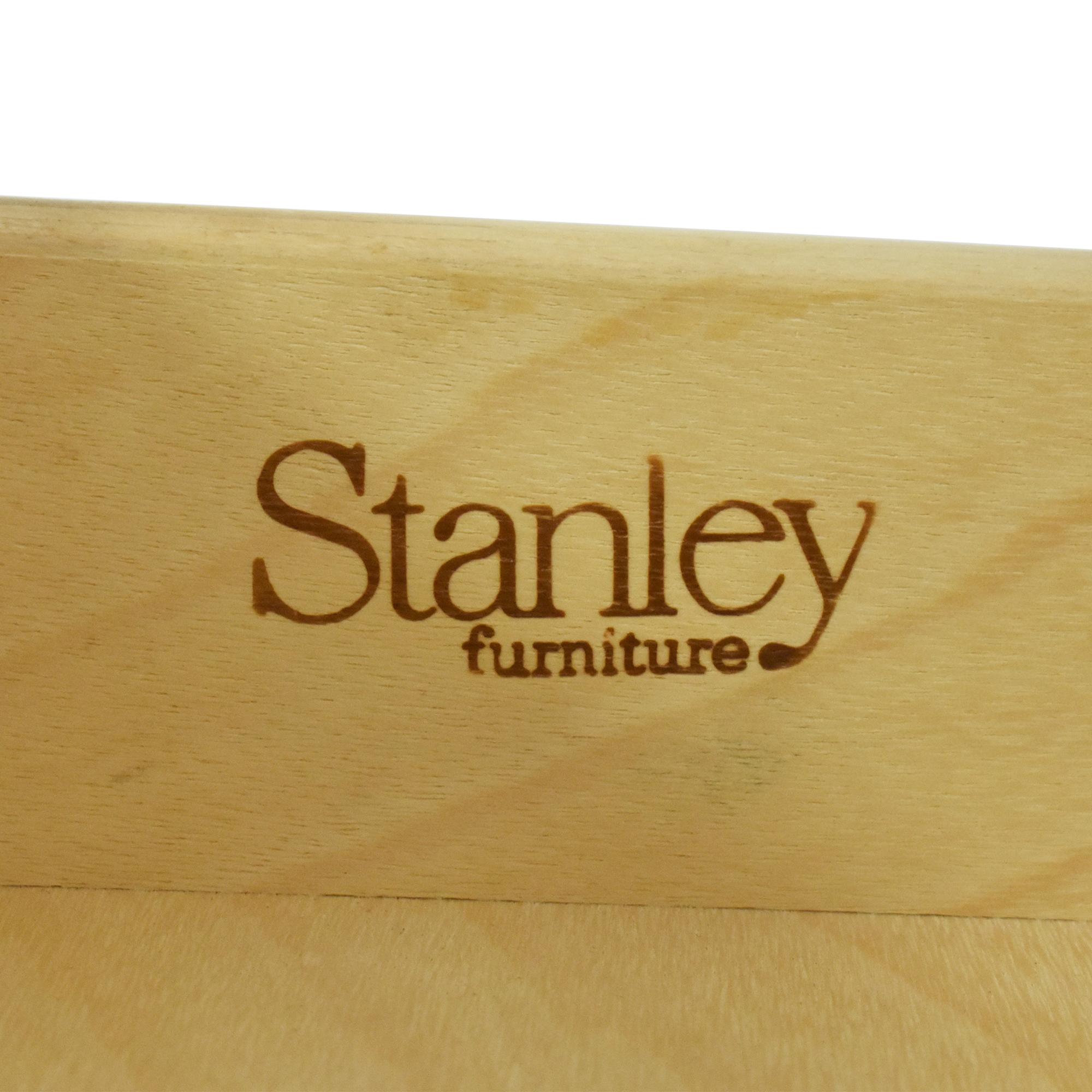 buy Stanley Furniture Cottage Revival Vineyard Service Cabinet Stanley Furniture Cabinets & Sideboards