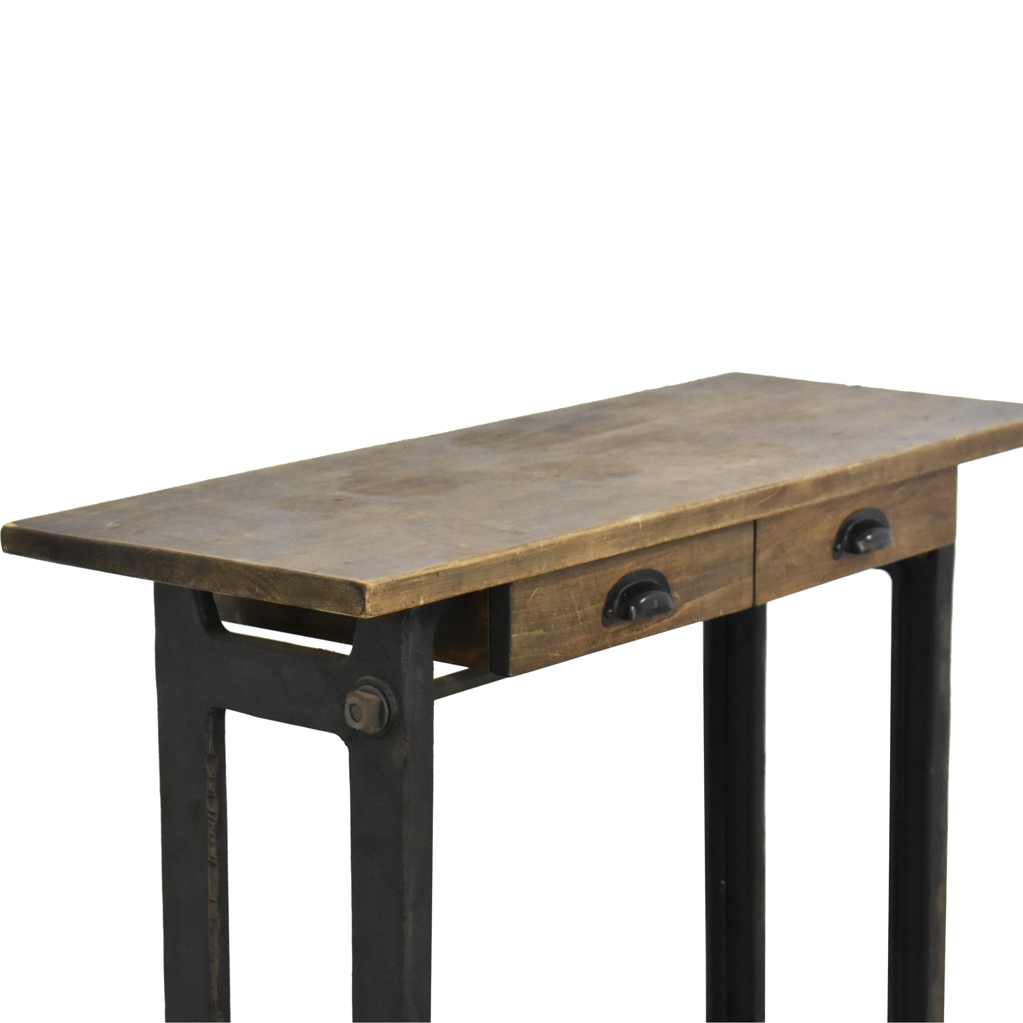 buy Get Back Industrial Console Table Get Back Tables