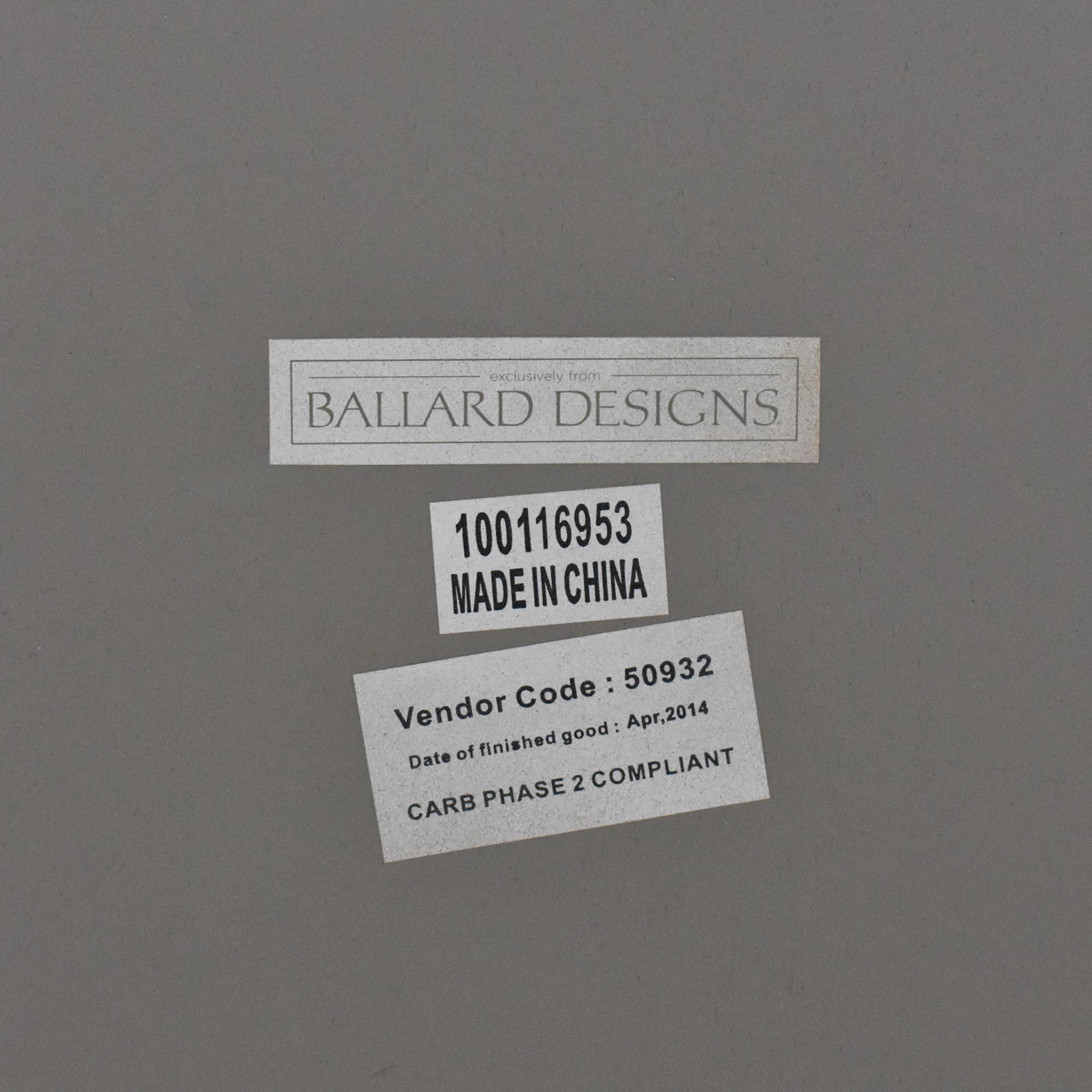 Ballard Designs Ballard Designs Sarah Storage Tower with Drawers for sale