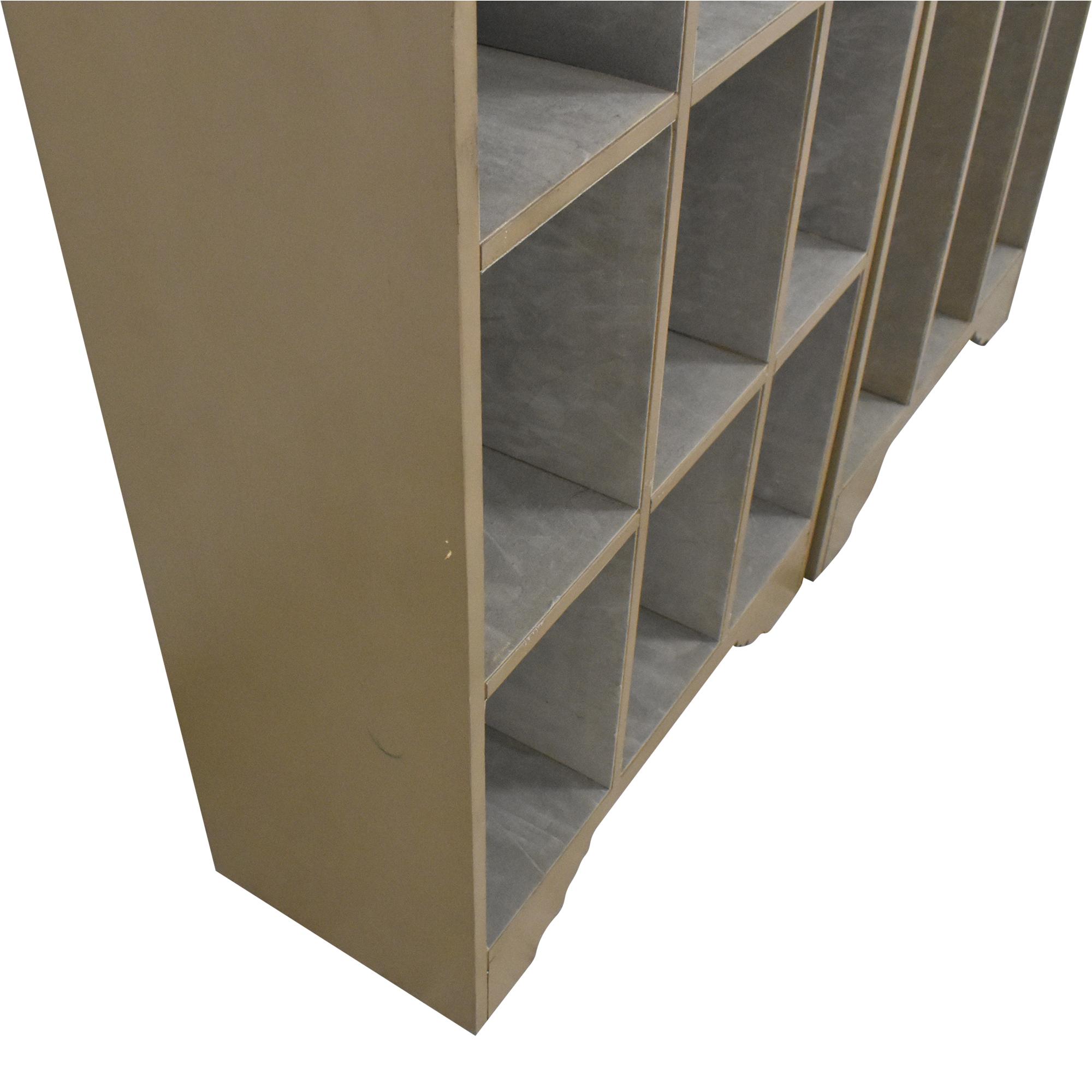shop Ballard Designs Sarah Storage Towers Ballard Designs Bookcases & Shelving