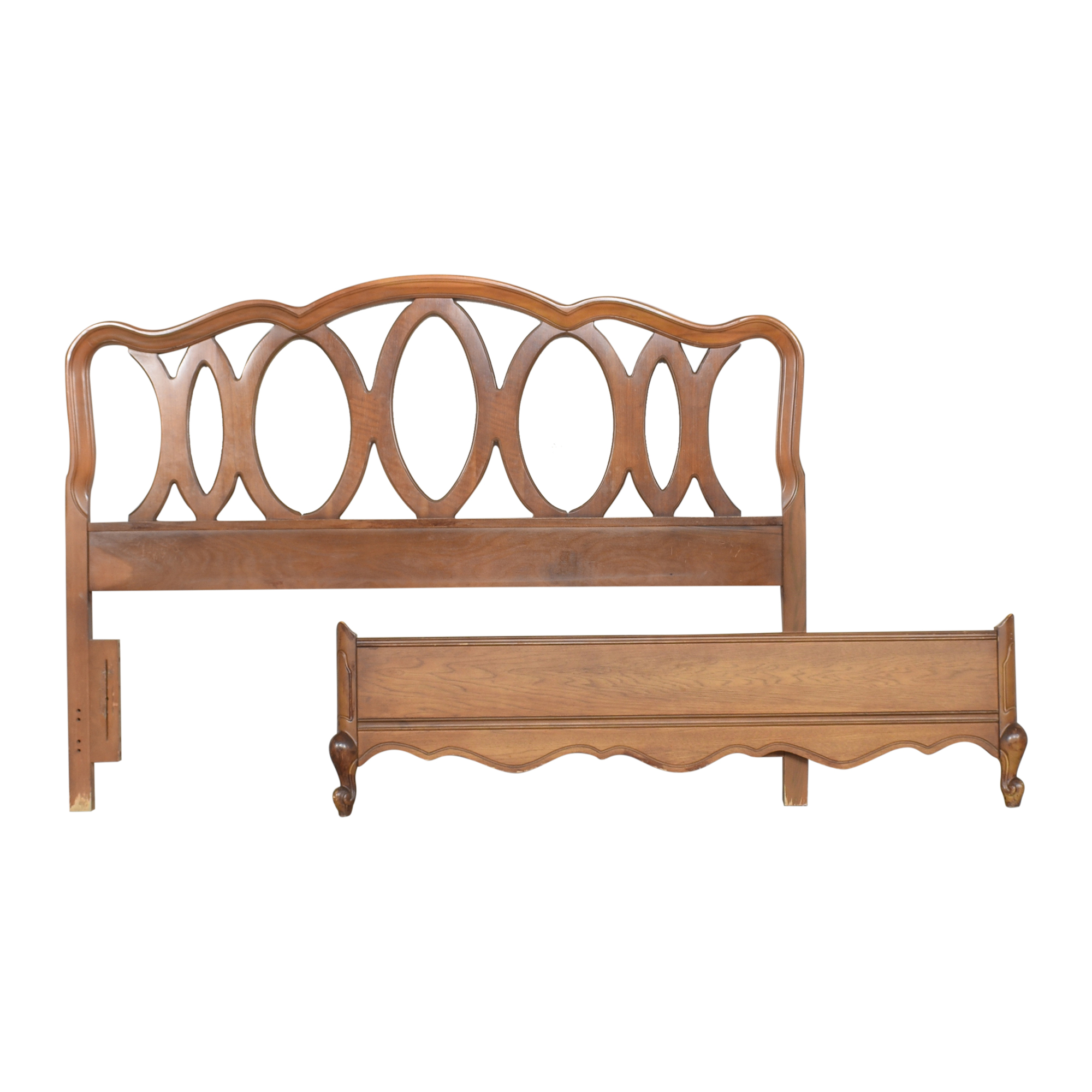 buy Bassett Furniture Headboard and Footboard  Bassett Furniture
