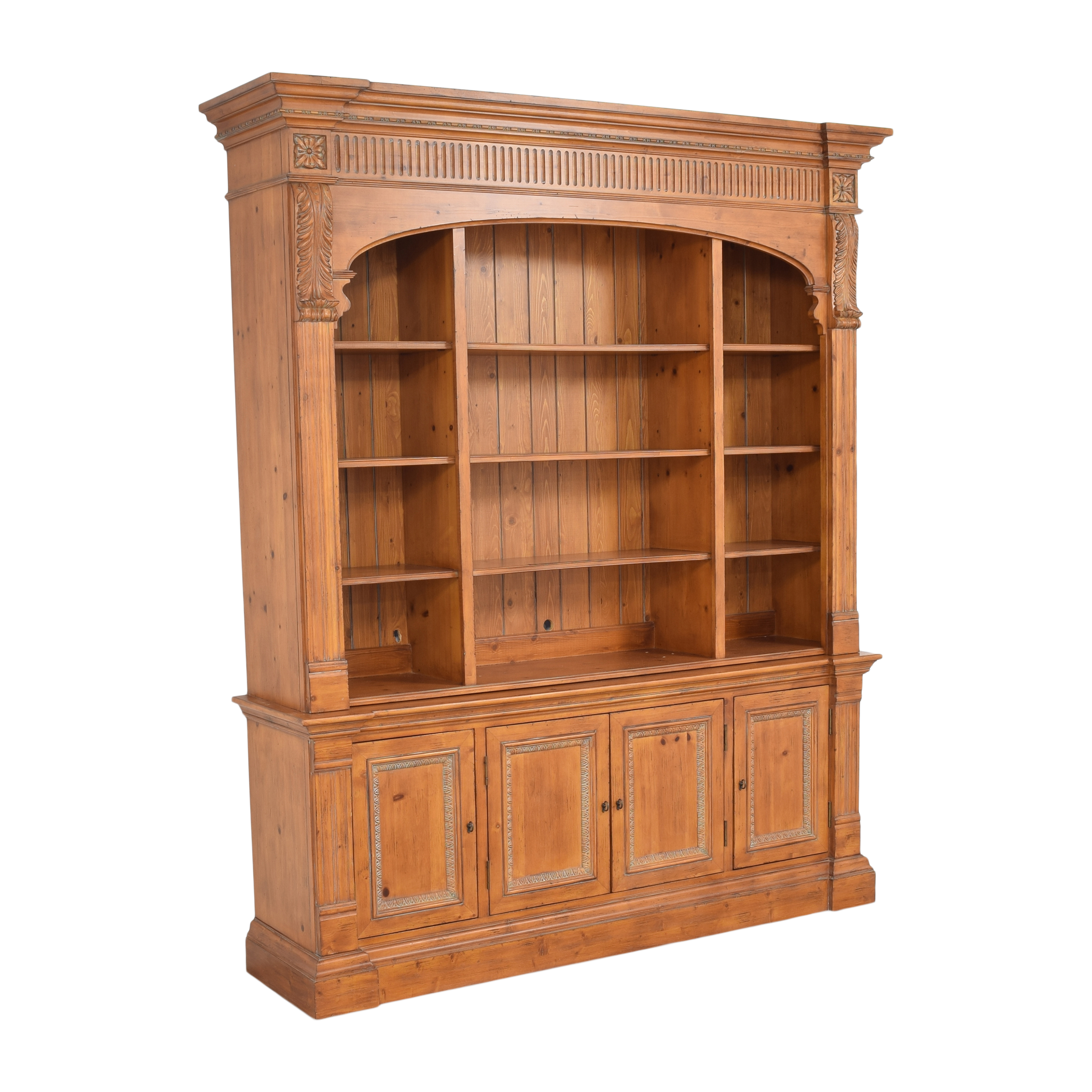Ethan Allen Ethan Allen Townhouse Library Bookcase