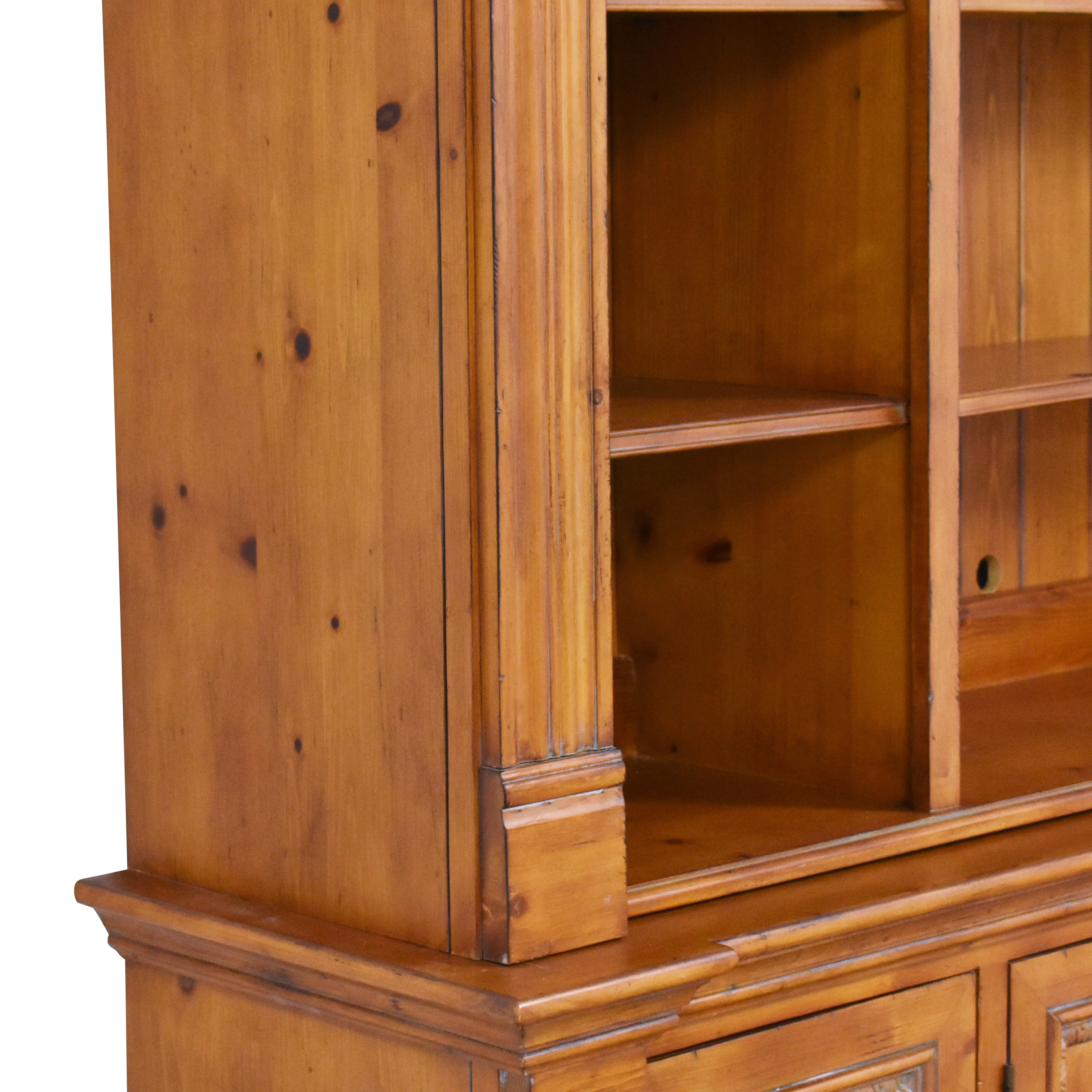 Ethan Allen Ethan Allen Townhouse Library Bookcase on sale