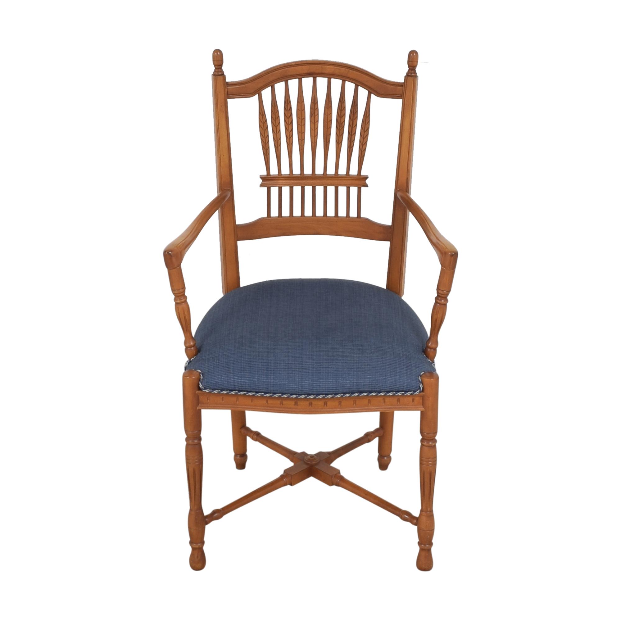 Ethan Allen Ethan Allen Wheatback Chair for sale