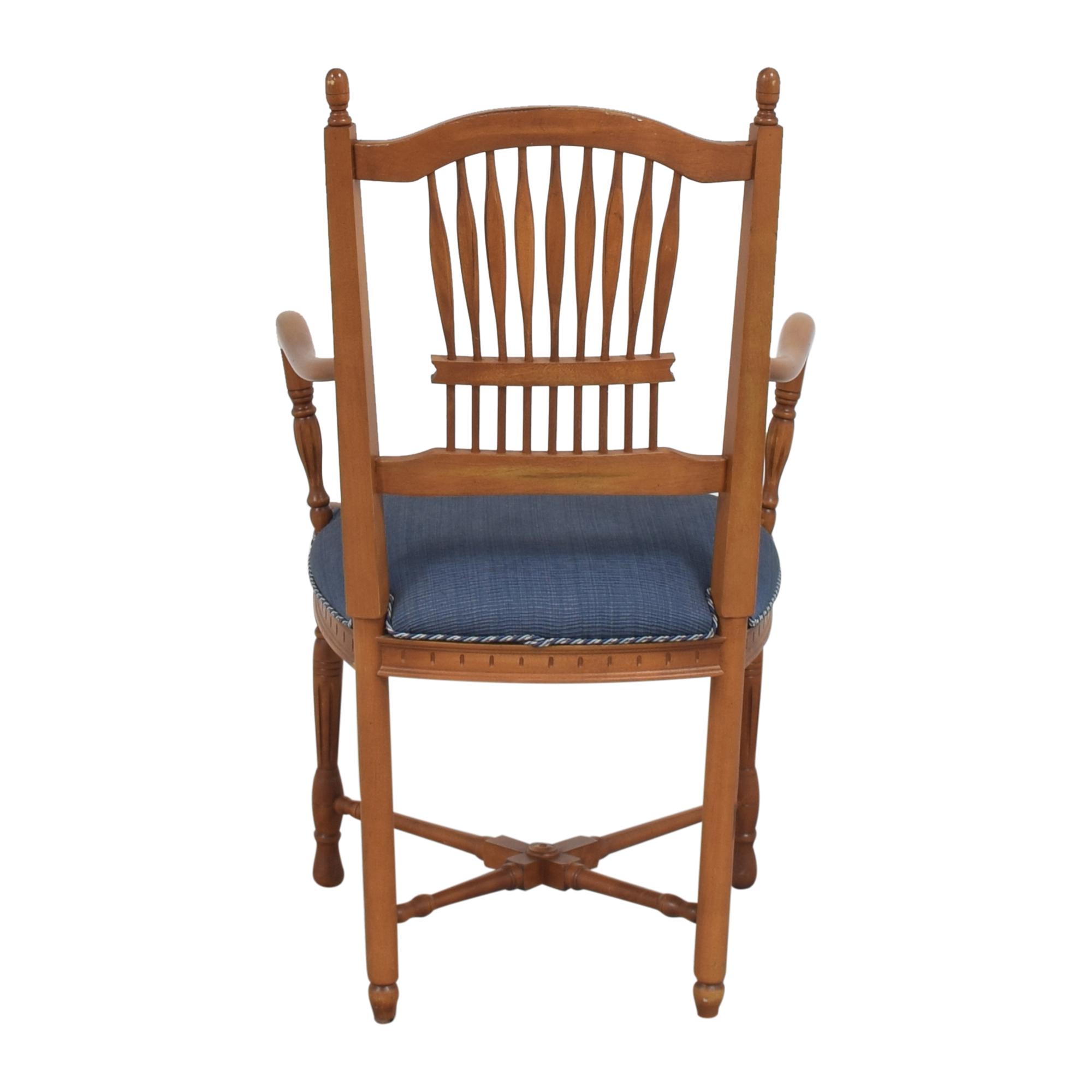 Ethan Allen Ethan Allen Wheatback Chair on sale