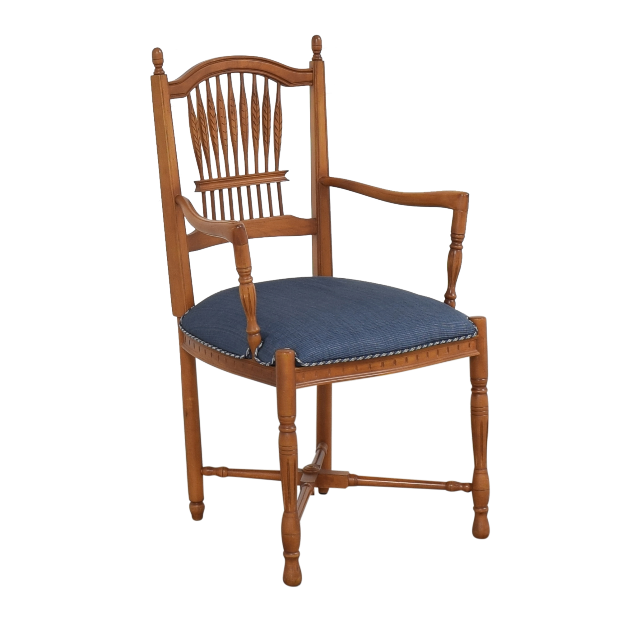 buy Ethan Allen Ethan Allen Wheatback Chair online