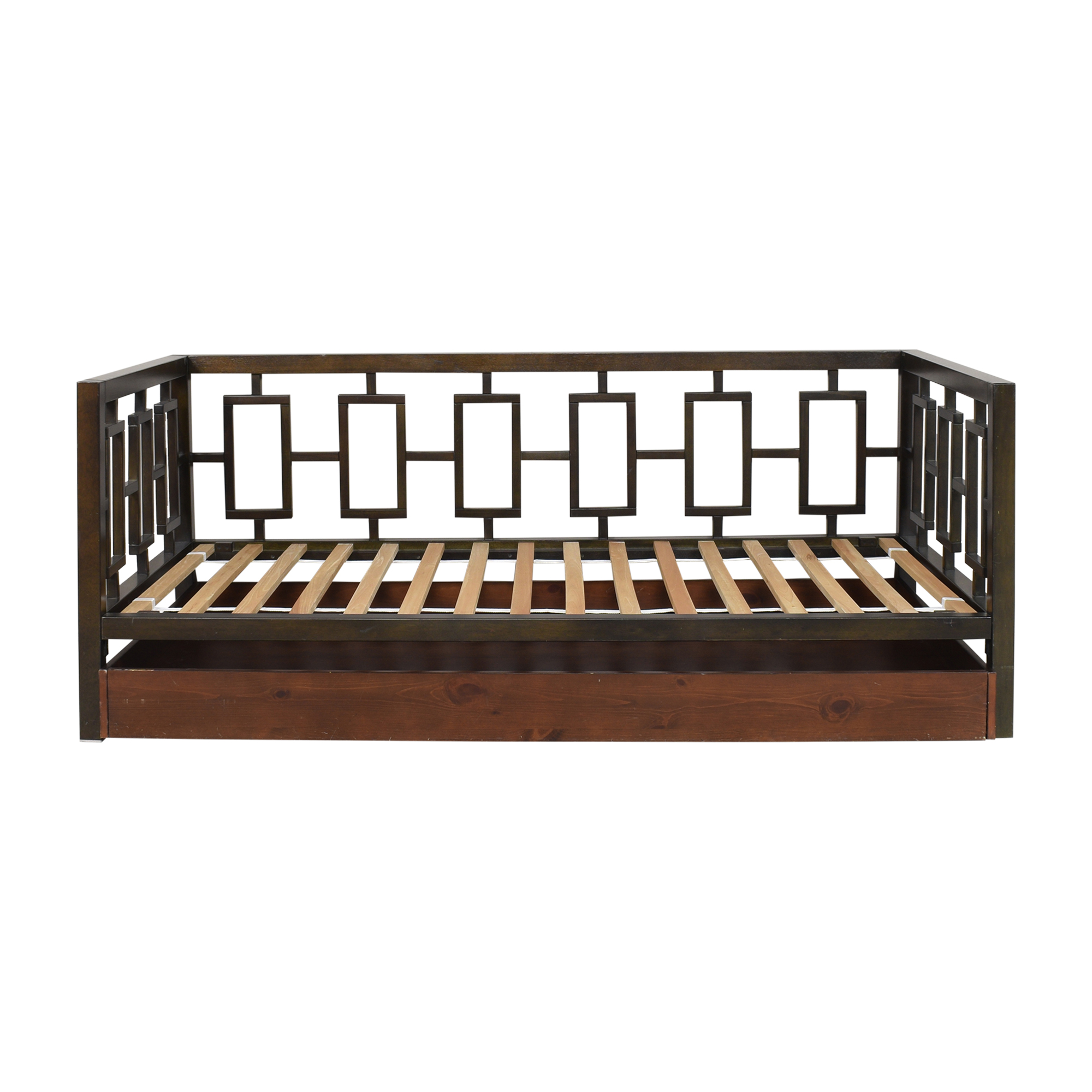 Pottery Barn Teen Pottery Barn Teen Twin Daybed with Trundle coupon