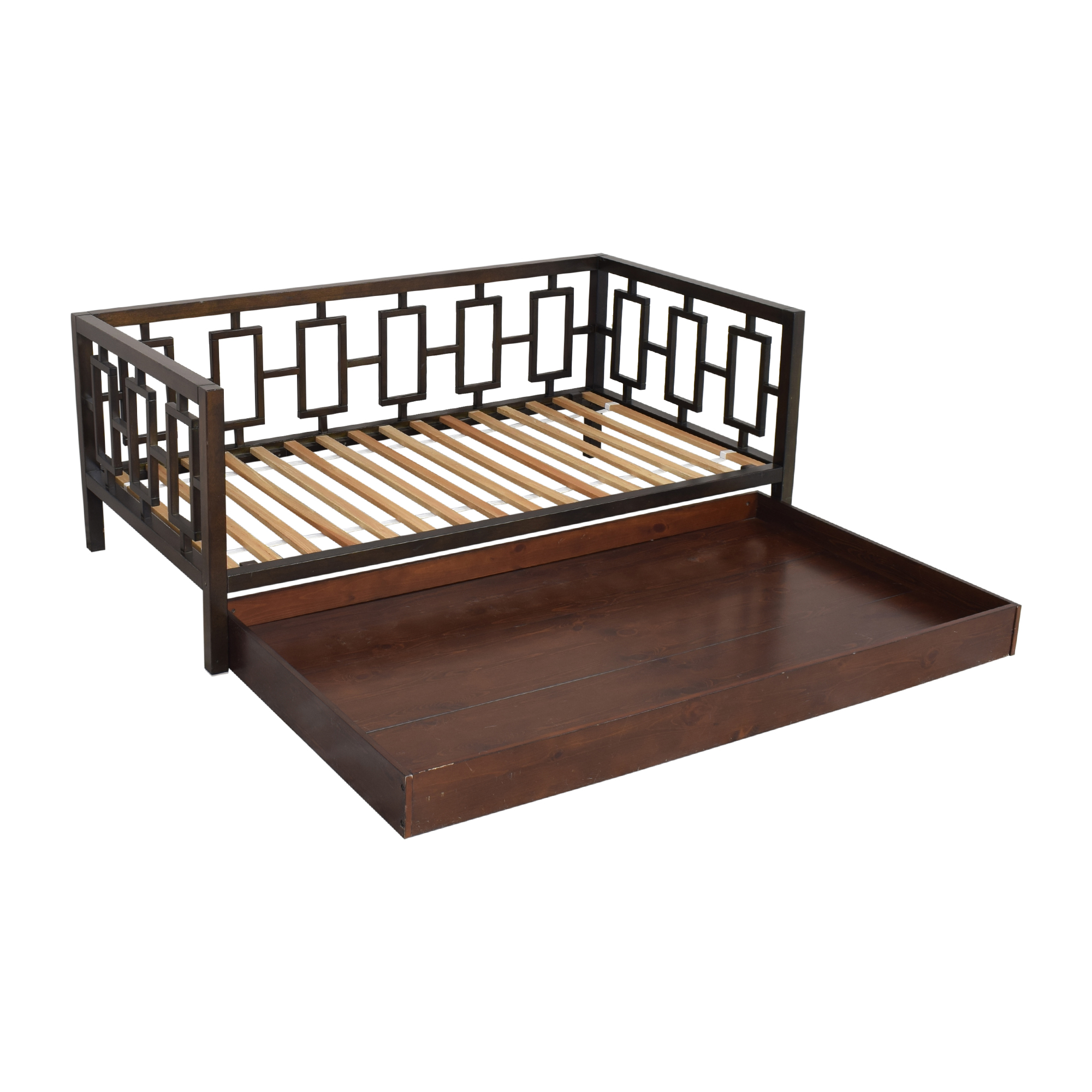 Pottery Barn Teen Pottery Barn Teen Twin Daybed with Trundle second hand