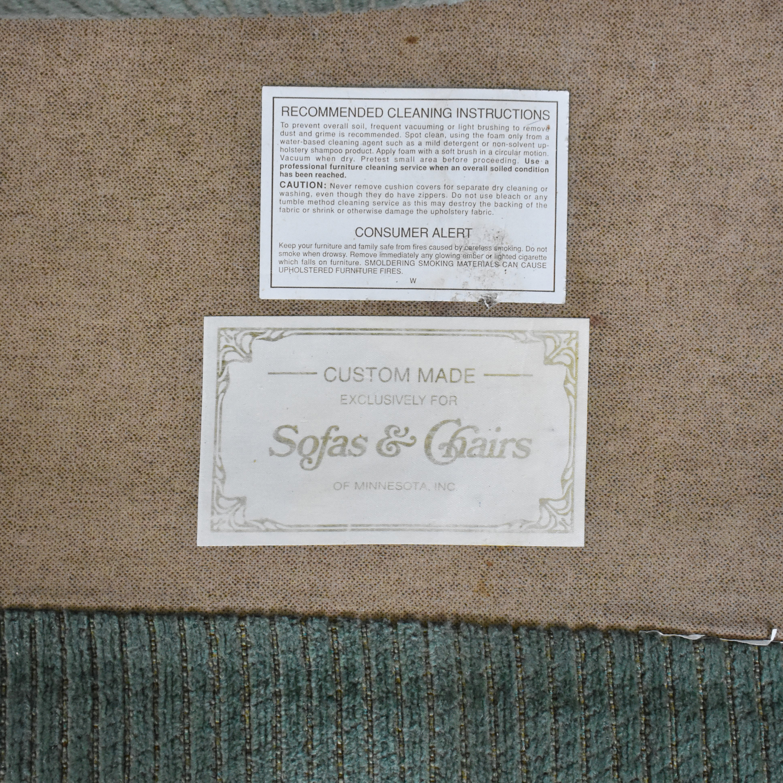 Sofas & Chairs of Minnesota Sofas & Chairs Copley Sectional Sofa price