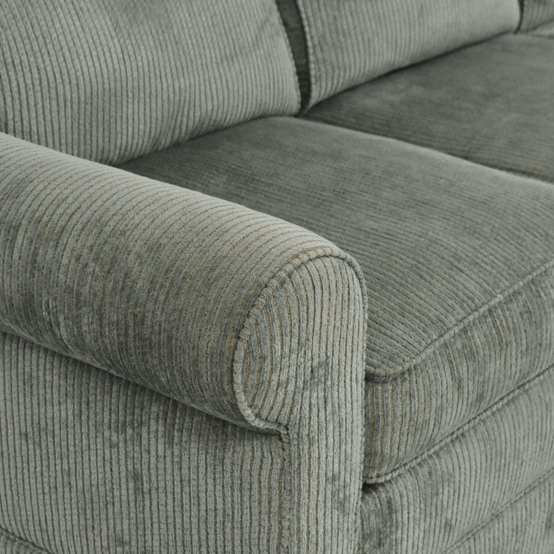 Sofas & Chairs of Minnesota Sofas & Chairs Copley Sectional Sofa ct