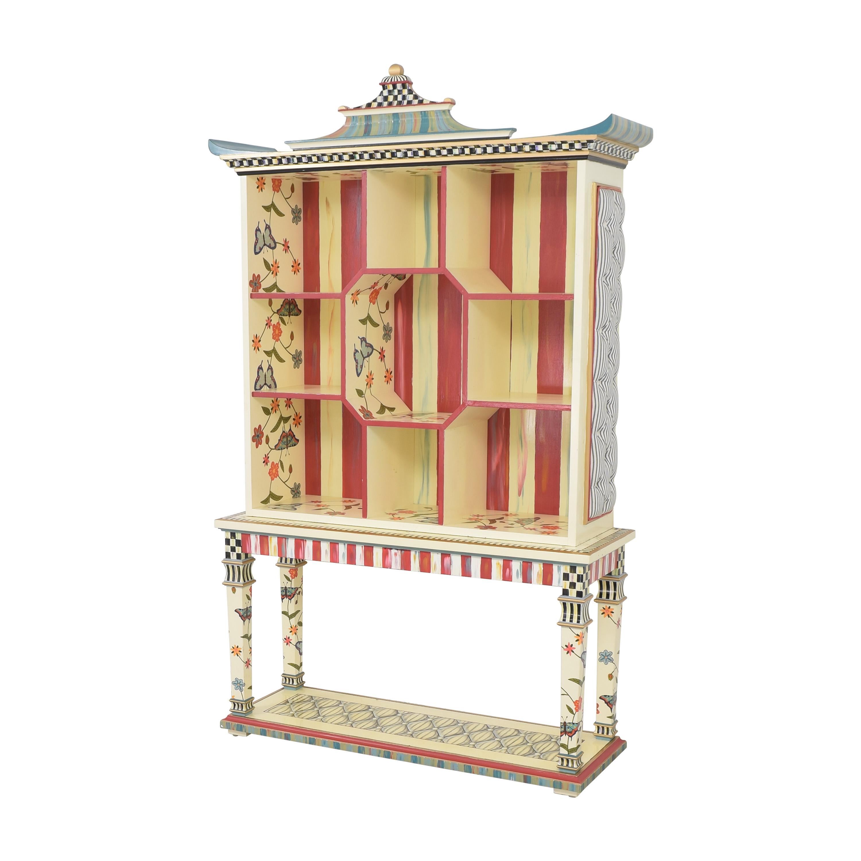 MacKenzie-Childs MacKenzie-Childs Decorative Breakfront on sale