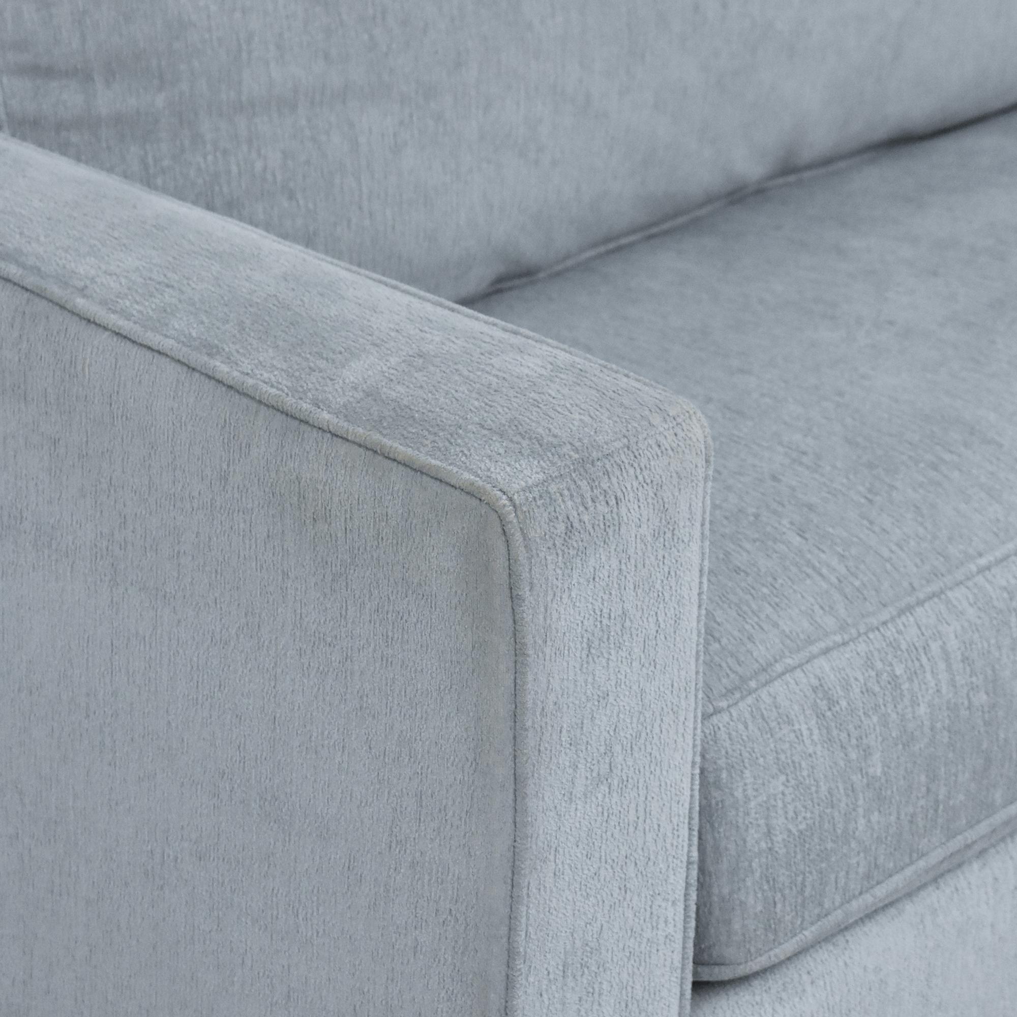 Arhaus Arhaus Filmore Twin Sleeper Chair on sale
