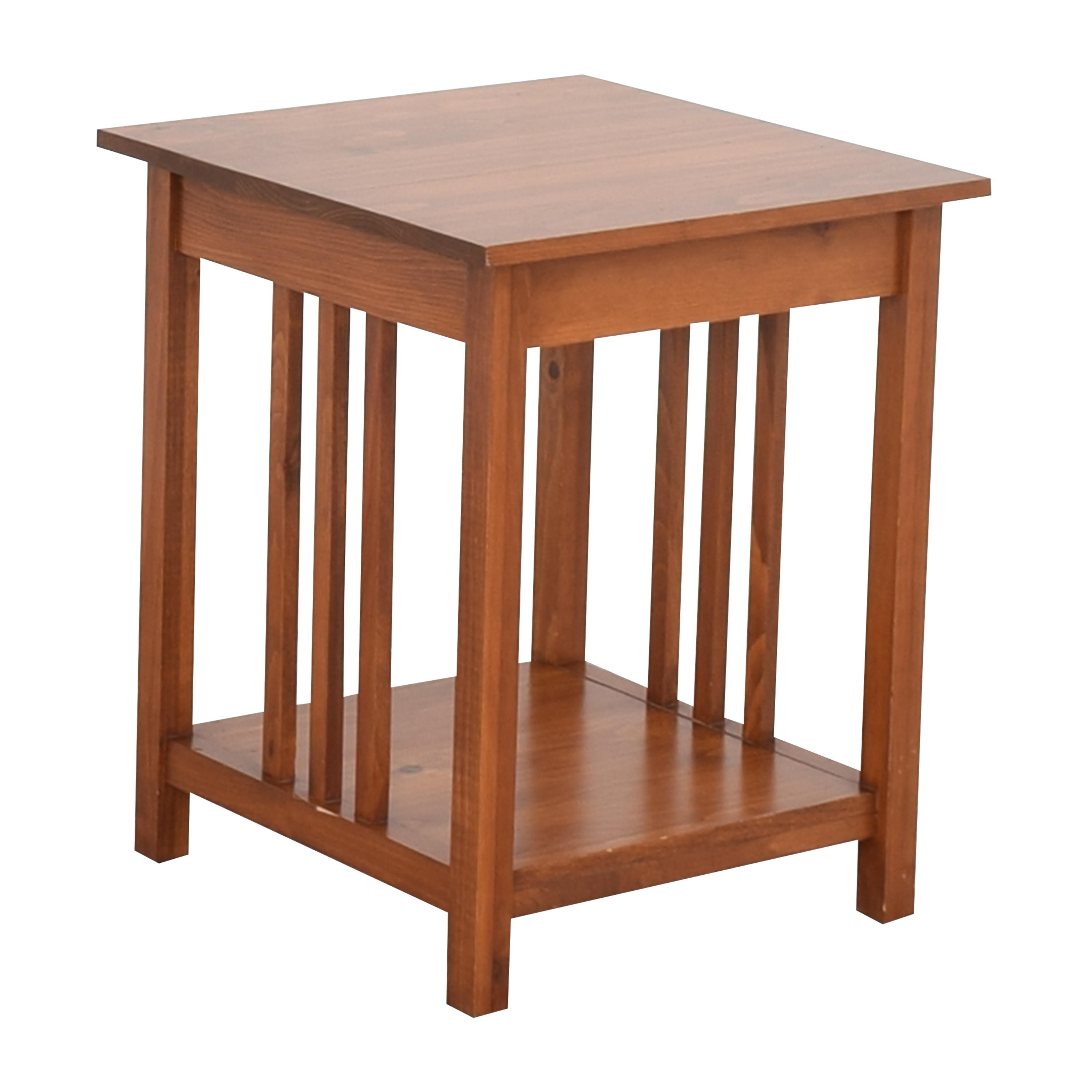 Superior Furniture Superior Furniture Mission End Table pa