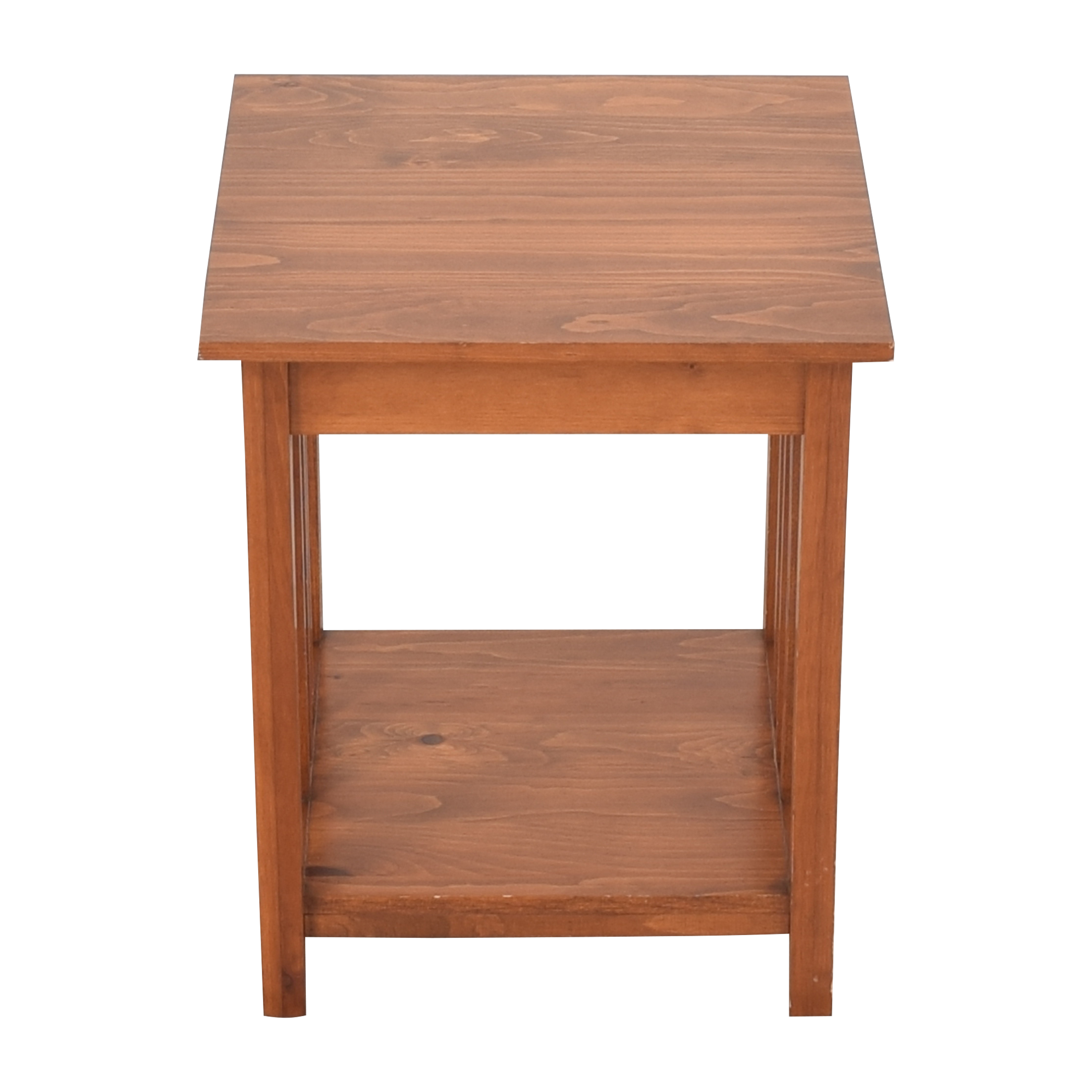 Superior Furniture Superior Furniture Mission End Table used