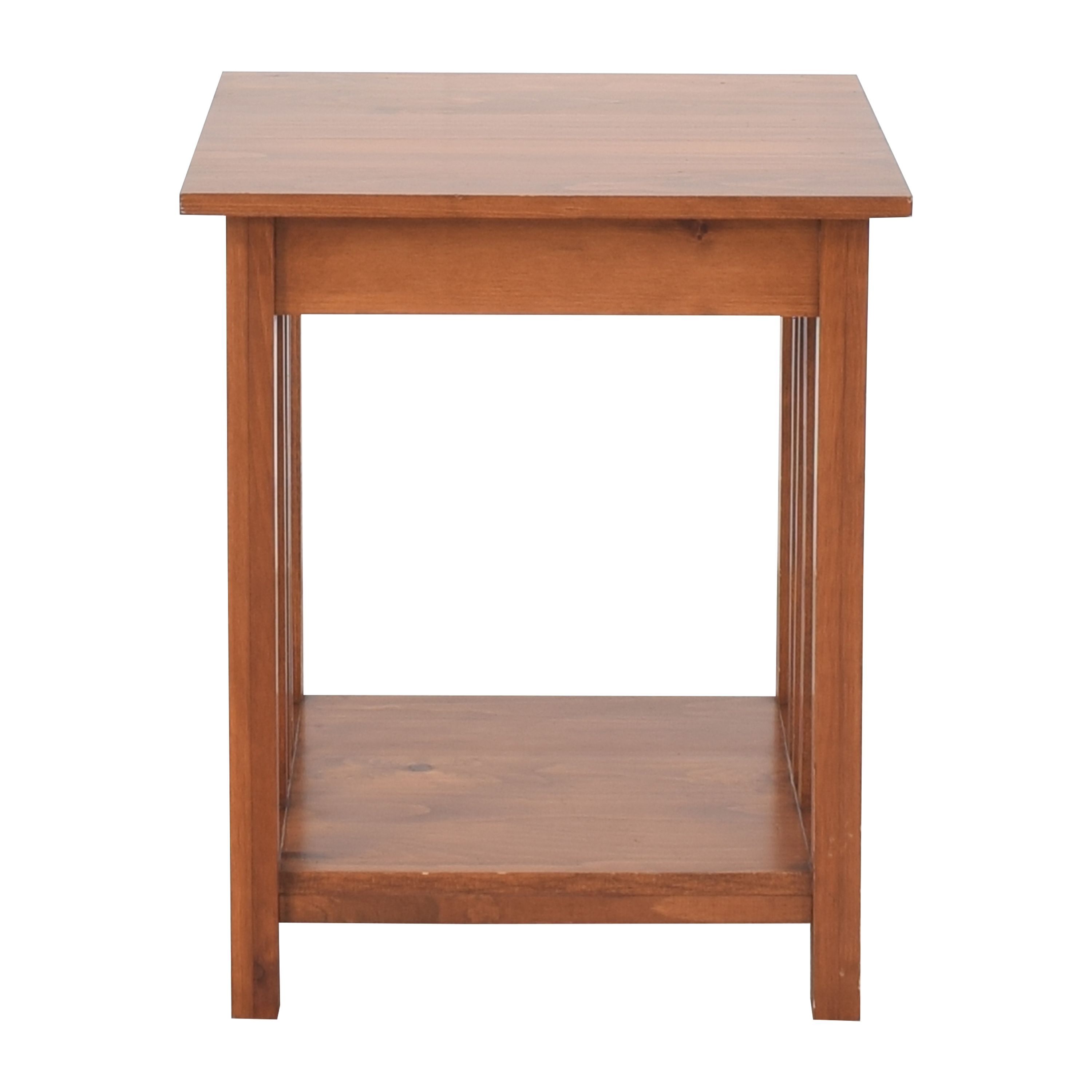 Superior Furniture Superior Furniture Mission End Table nyc