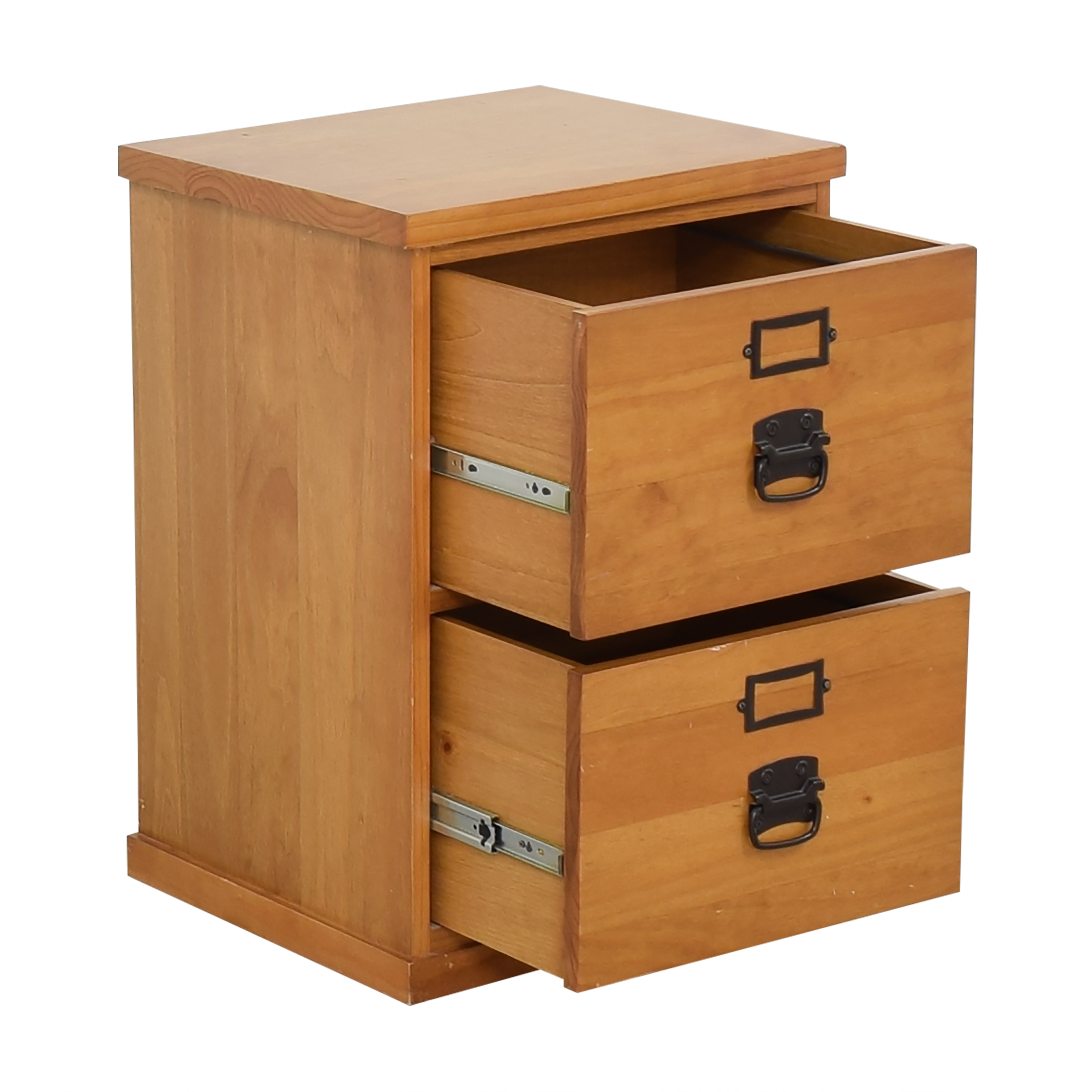 buy Pottery Barn Bedford Two Drawer File Cabinet Pottery Barn Filing & Bins