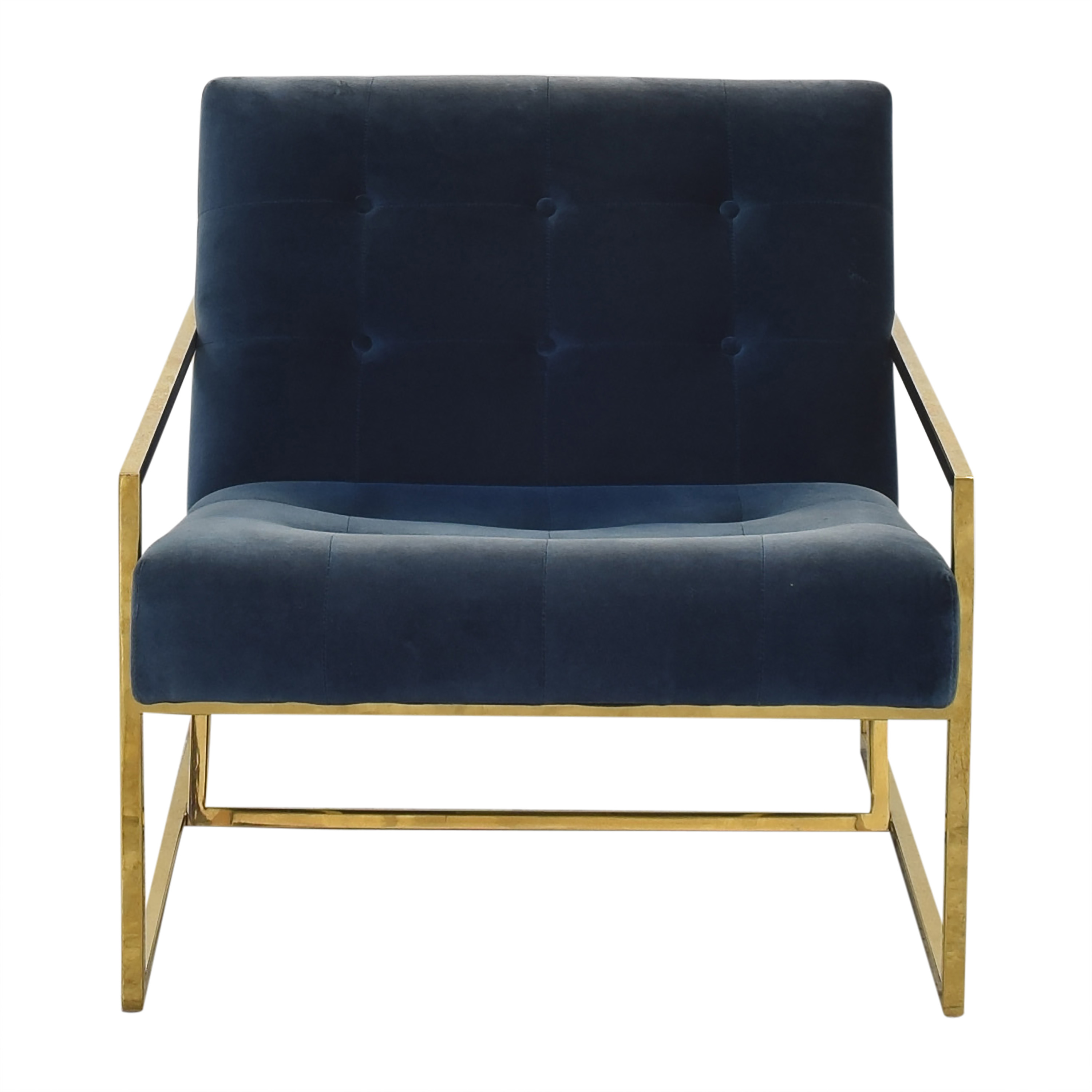 Jonathan Adler Goldfinger Lounge Chair / Accent Chairs