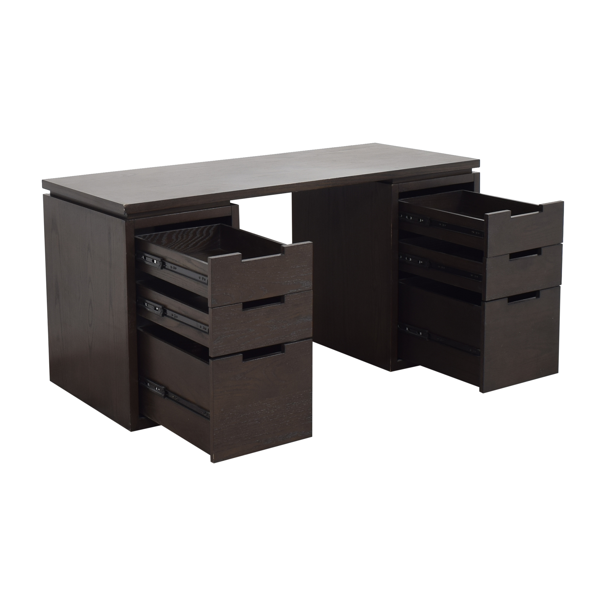 West Elm West Elm Modular Office Basic Desk nyc