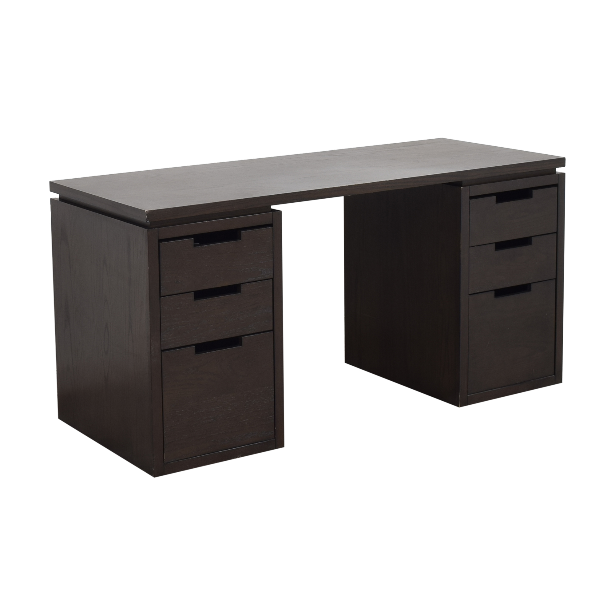 West Elm Modular Office Basic Desk West Elm