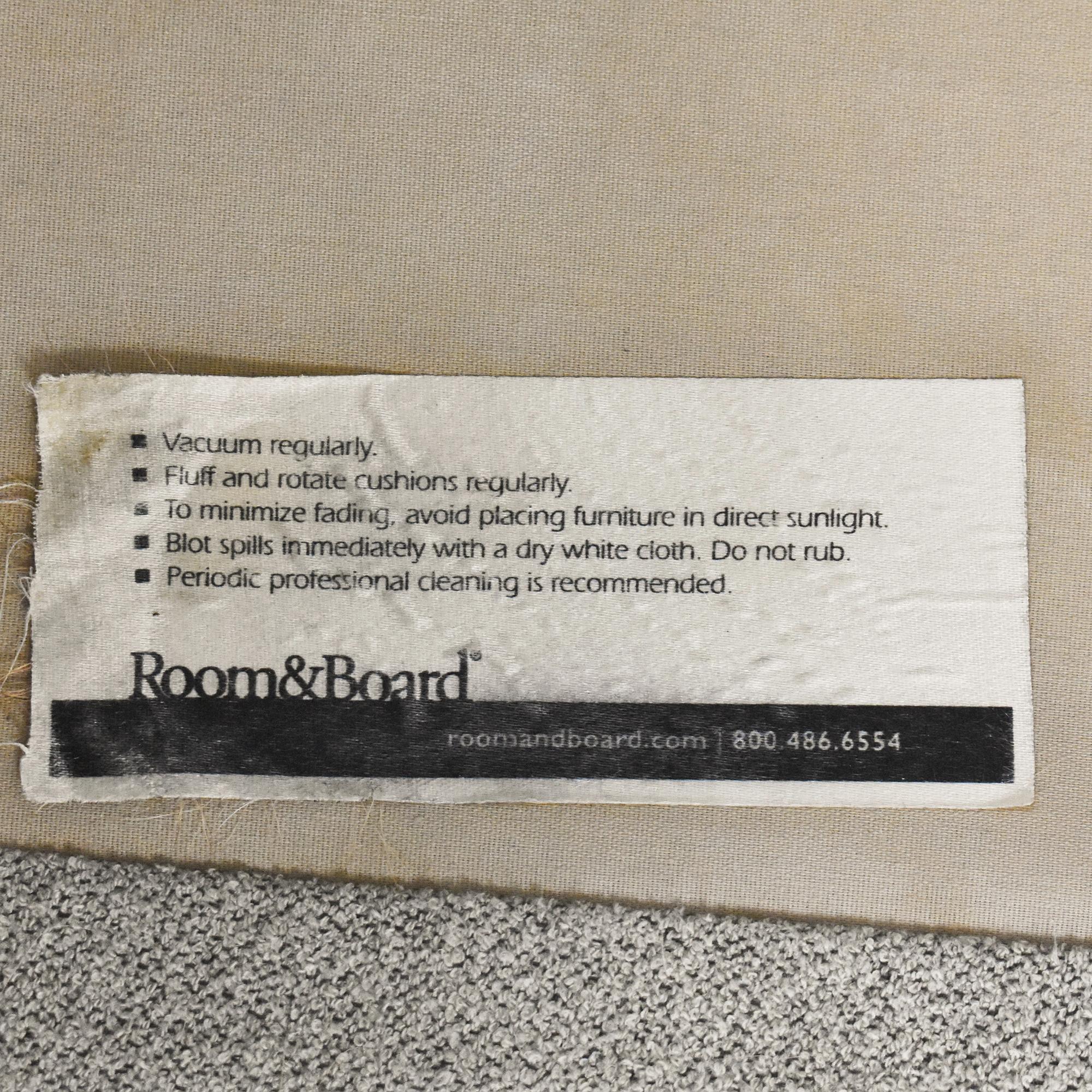 Room & Board Room & Board Metro Sofa grey