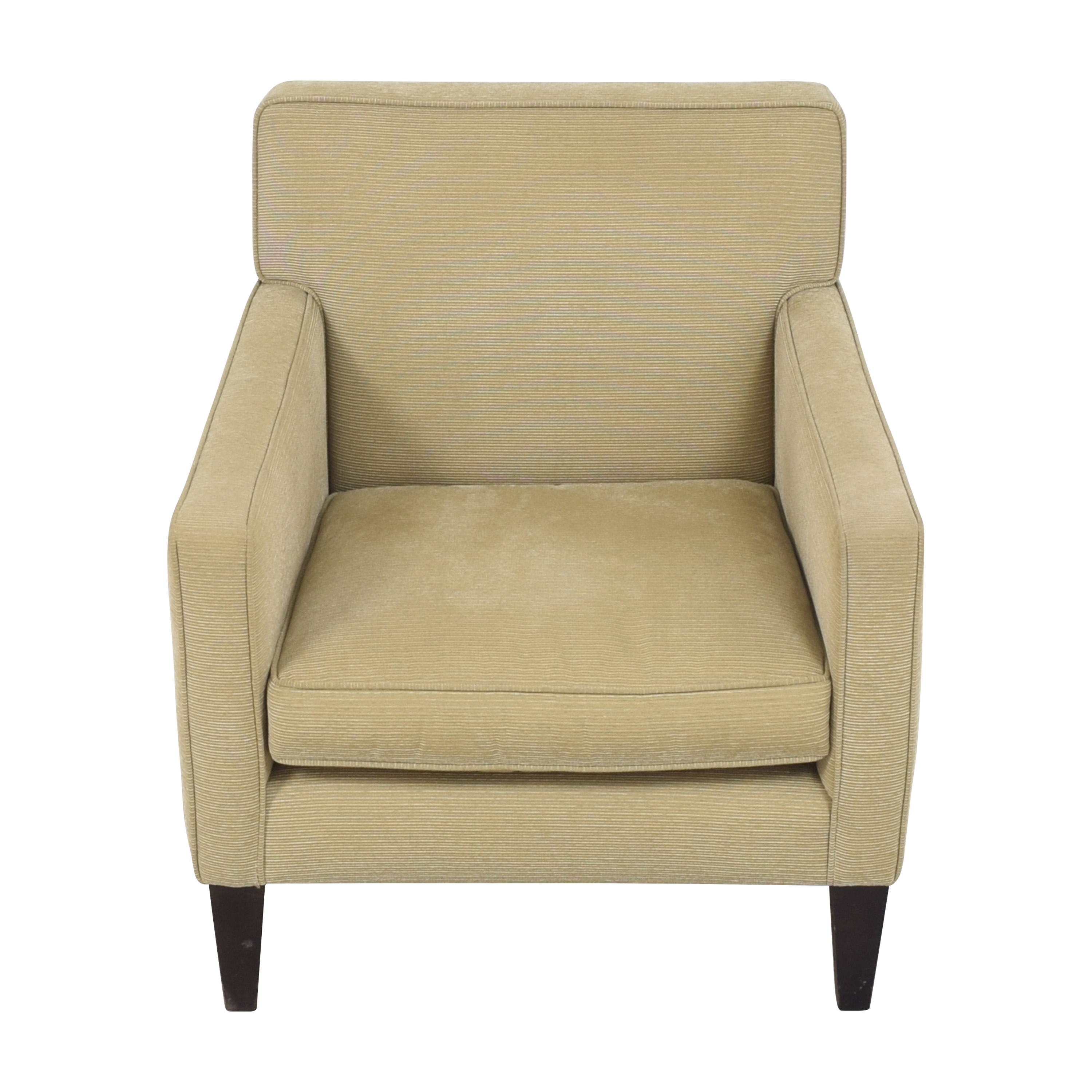 buy Crate & Barrel Crate & Barrel Tight Back Accent Chair online