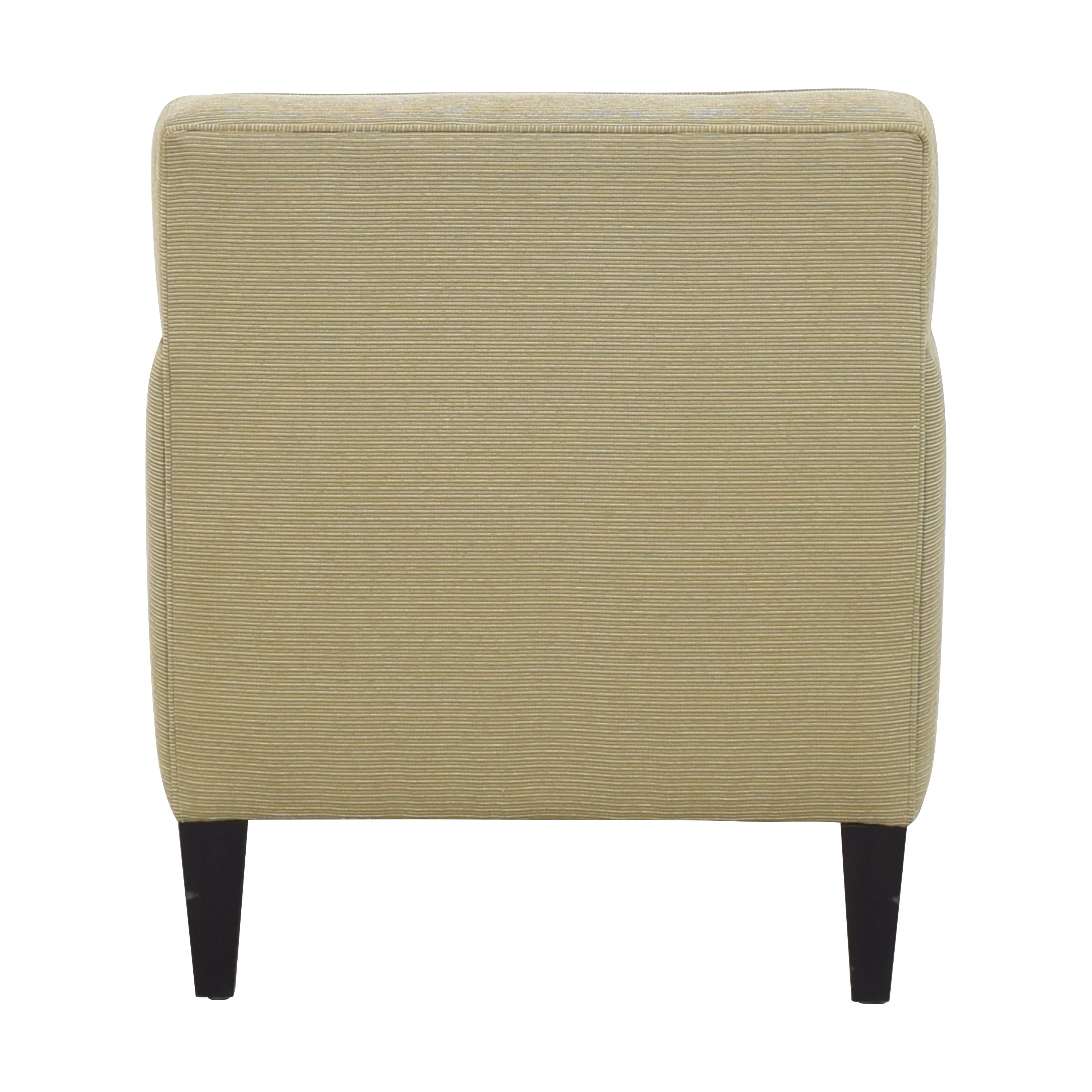Crate & Barrel Crate & Barrel Tight Back Accent Chair price