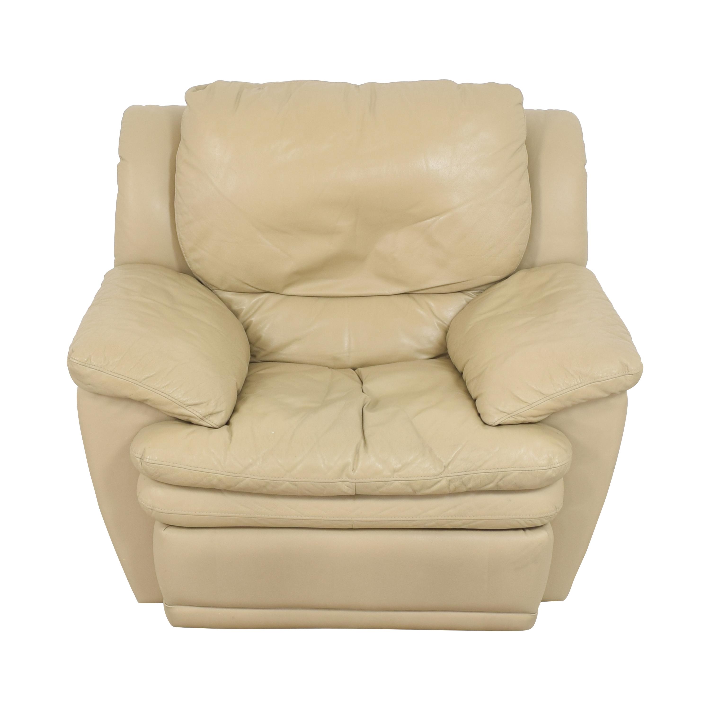 DeCoro DeCoro Reclining Armchair discount
