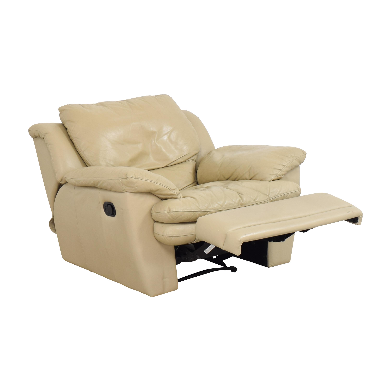 DeCoro Reclining Armchair sale