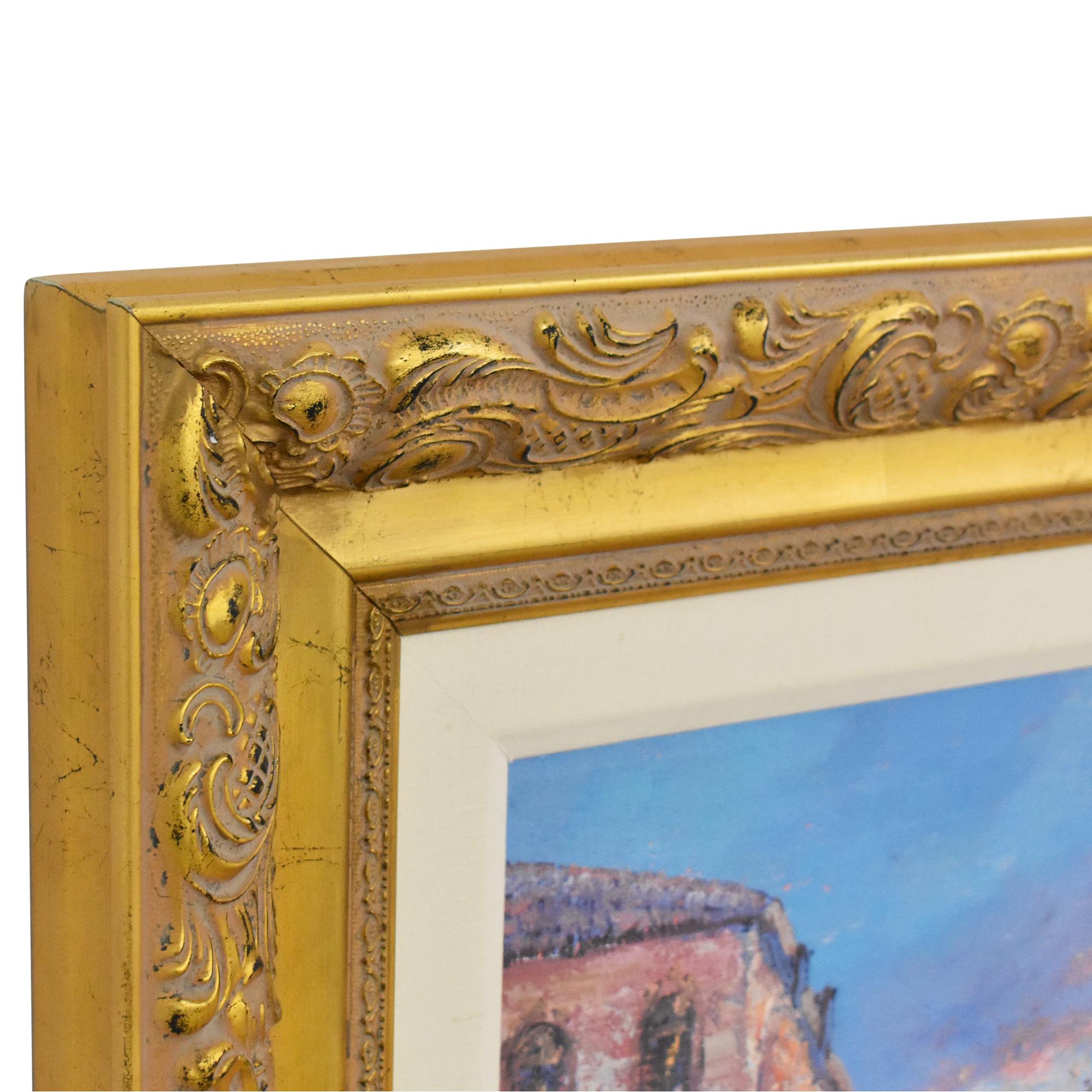 buy Colin Maxwell Parsons Evening In Paris Framed Wall Art  Wall Art
