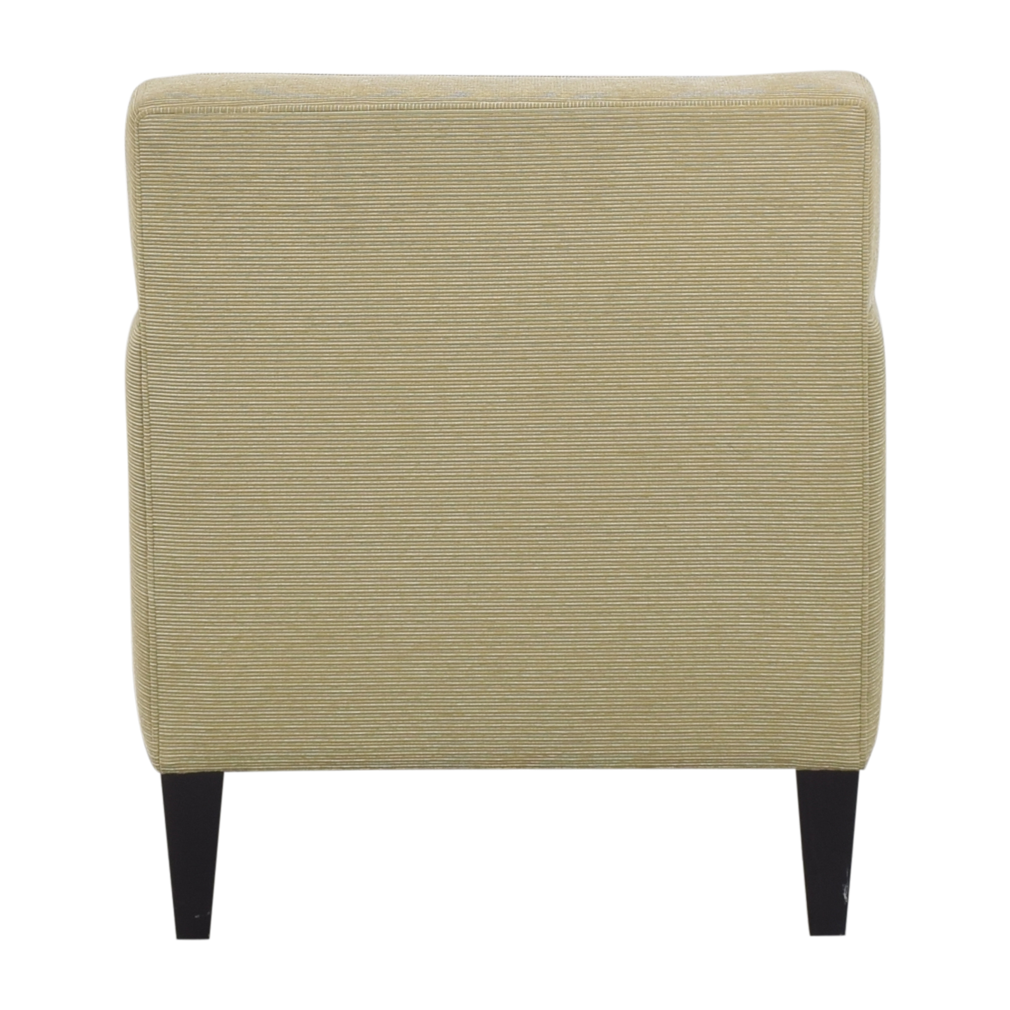 Crate & Barrel Crate & Barrel Tight Back Accent Chair coupon
