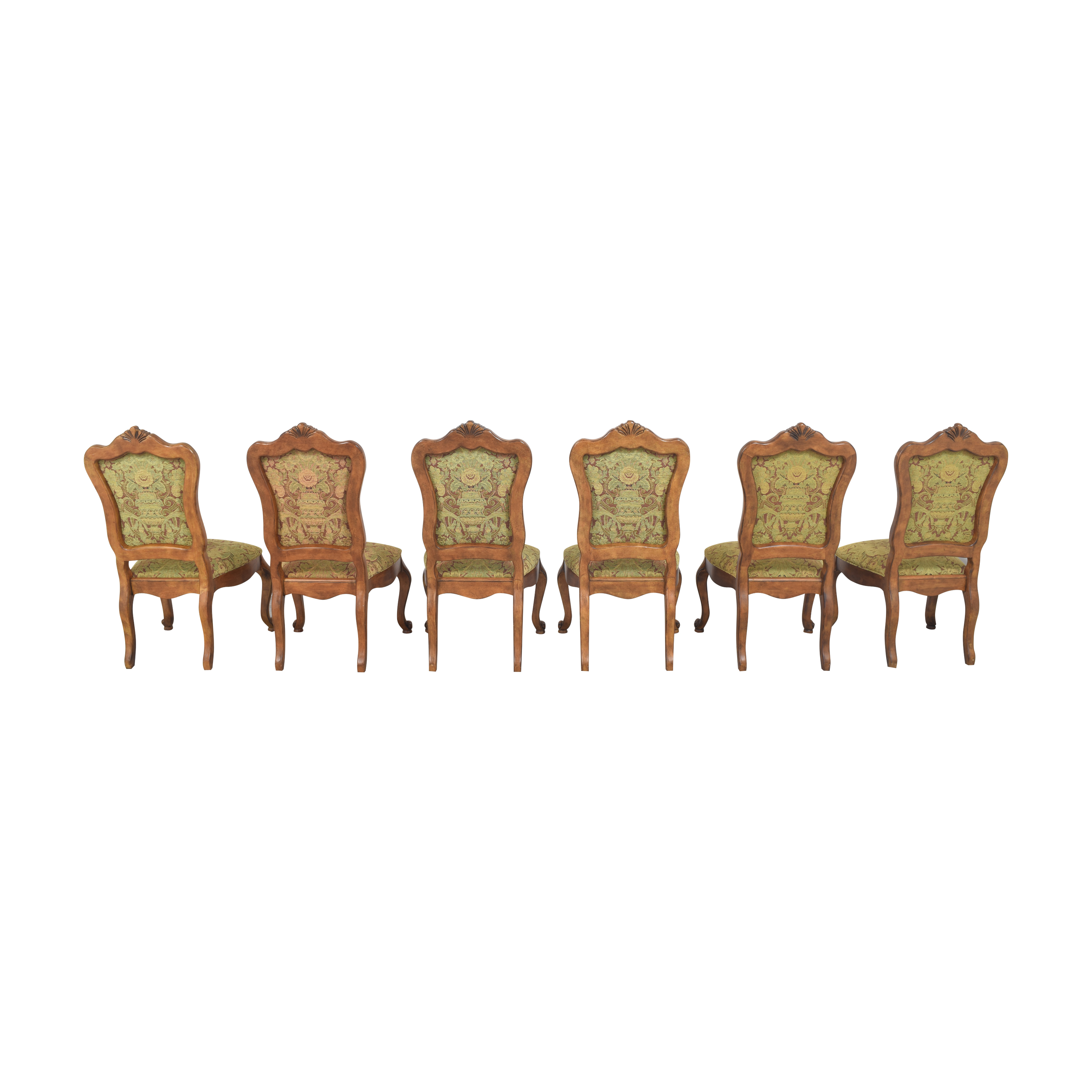 Ethan Allen Ethan Allen Tuscany Upholstered Dining Chairs Chairs