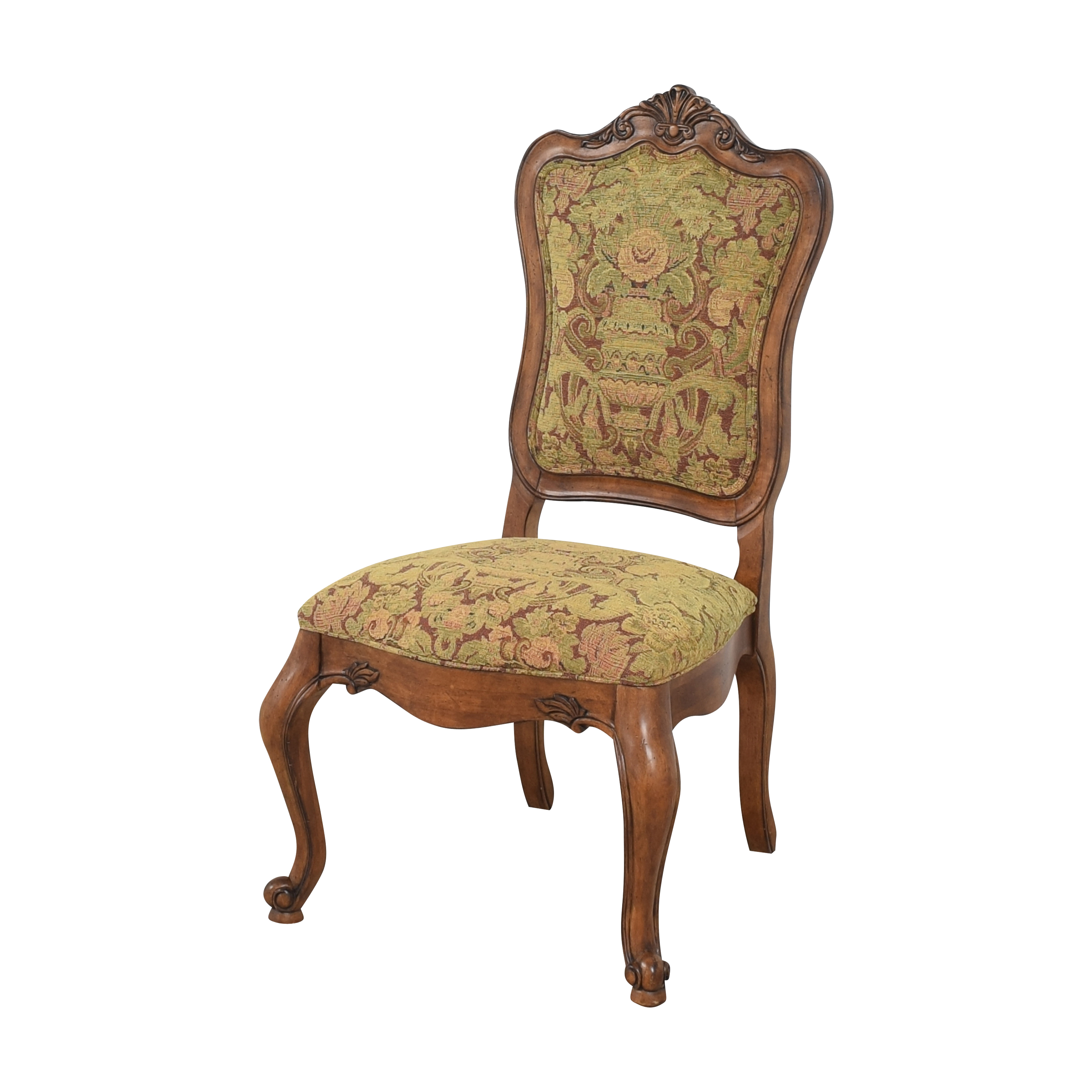 Ethan Allen Tuscany Upholstered Dining Chairs / Chairs