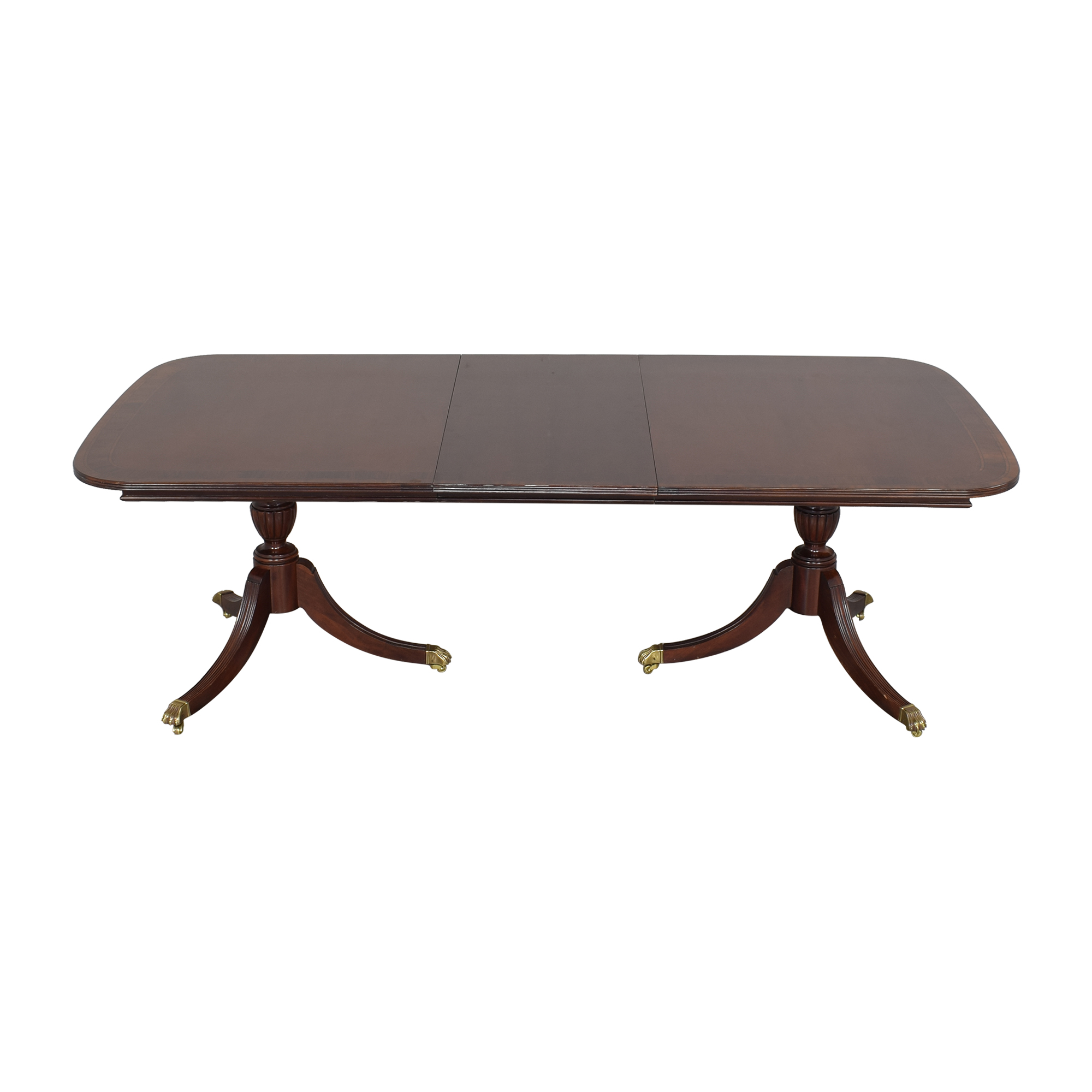 shop Thomasville Extendable Dining Table Thomasville