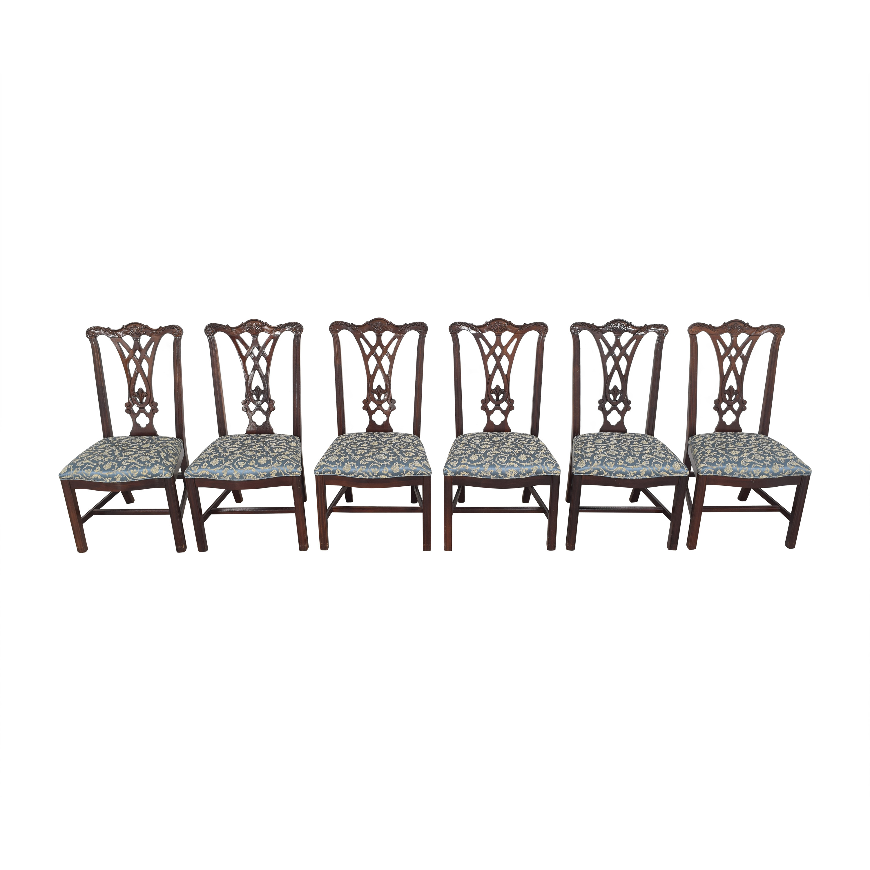 Thomasville Thomasville Chippendale Style Dining Chairs coupon