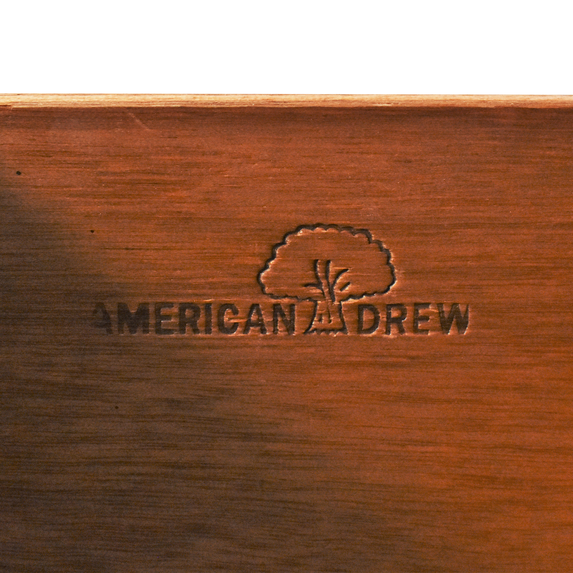 American Drew Chippendale Highboy Chest sale