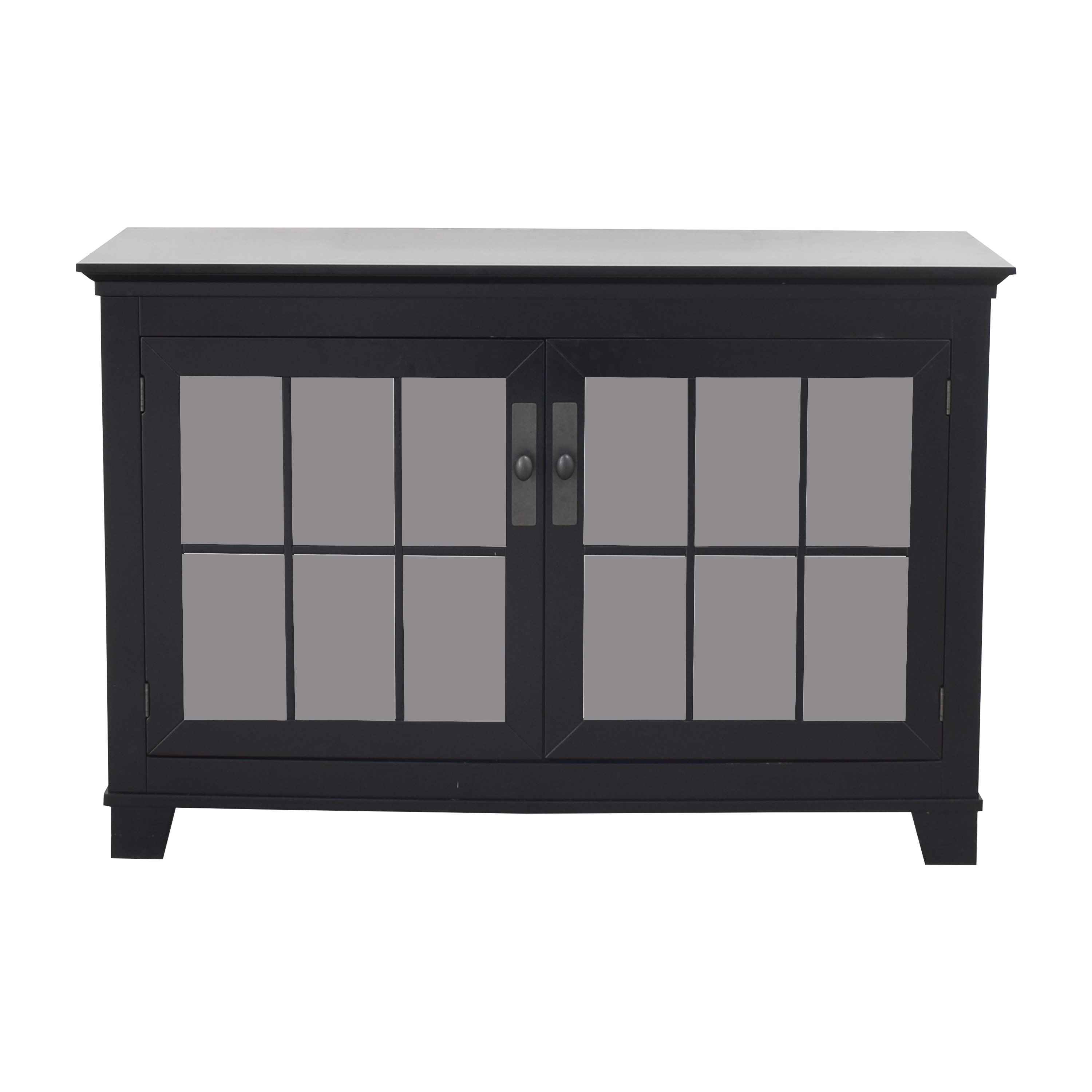 Crate & Barrel Crate & Barrel Windham Media Console  for sale