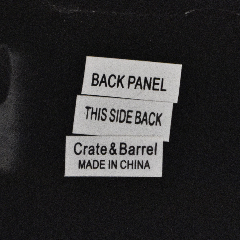 buy Crate & Barrel Windham Media Console  Crate & Barrel Storage