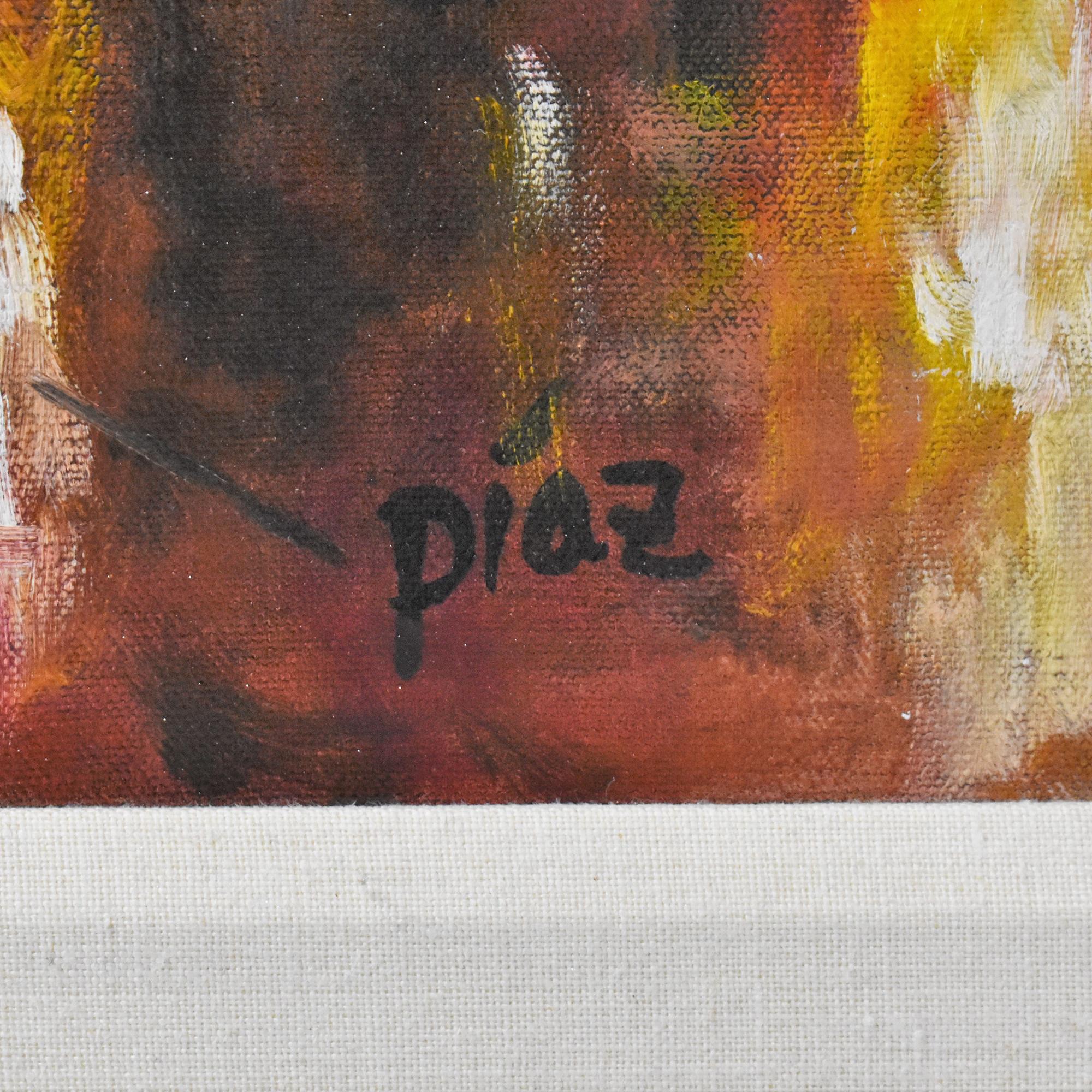 buy  Cafe Scene Wall Art online