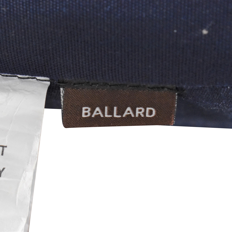 Ballard Designs Ballard Designs Breton Three Piece Banquette second hand