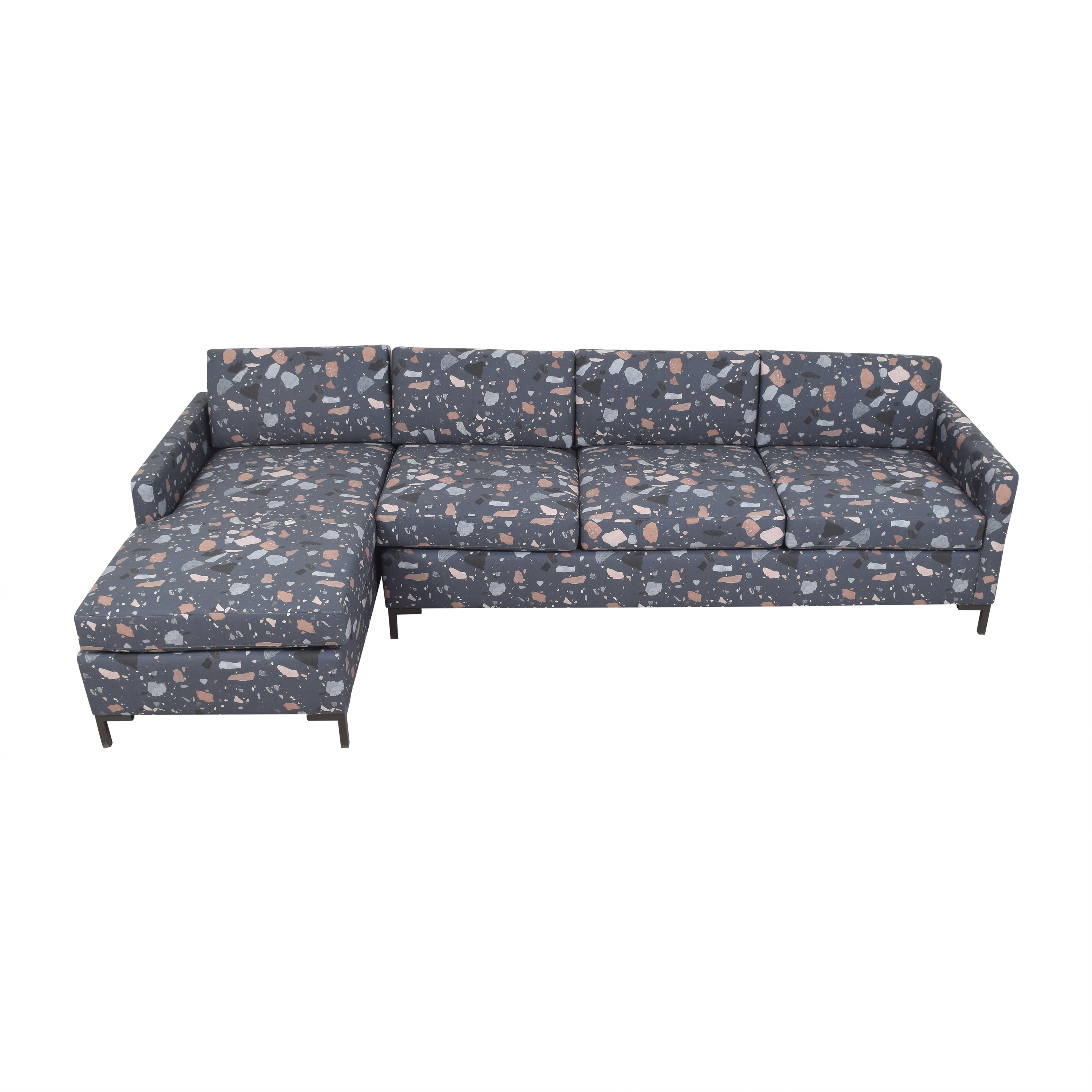 The Inside The Inside Modern Sectional Sofa with Chaise second hand