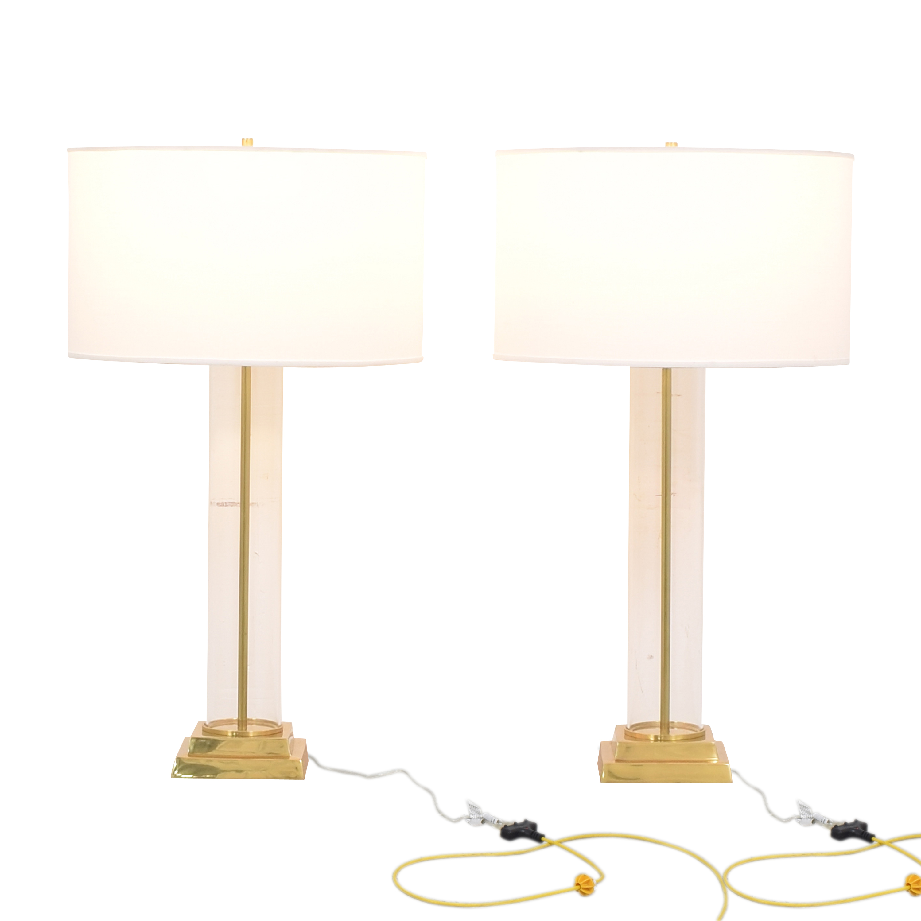 buy Serena & Lily Hyde Park Table Lamps  Serena & Lily