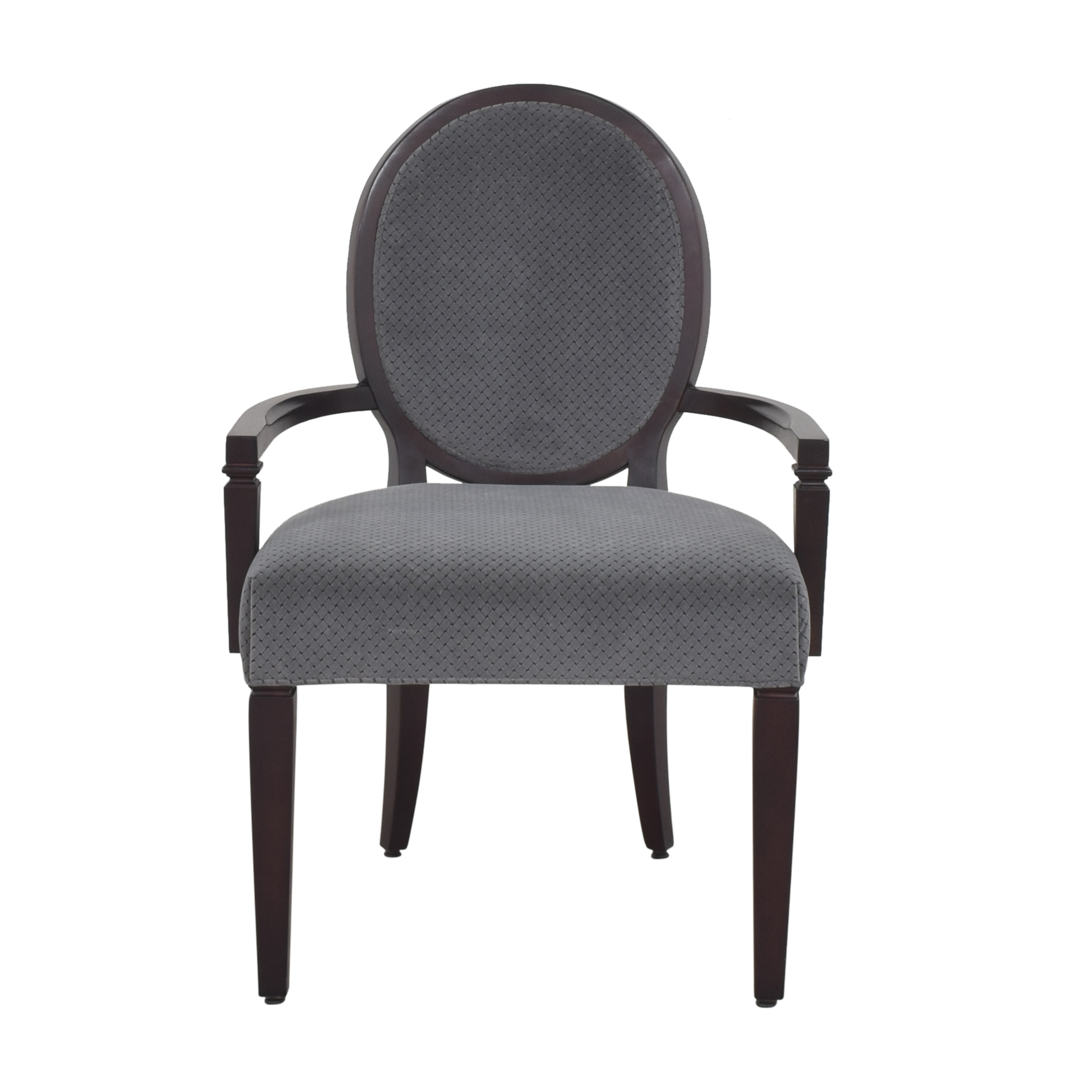 shop Hekman Furniture Brighton King Louis Back Armchair Hekman Furniture