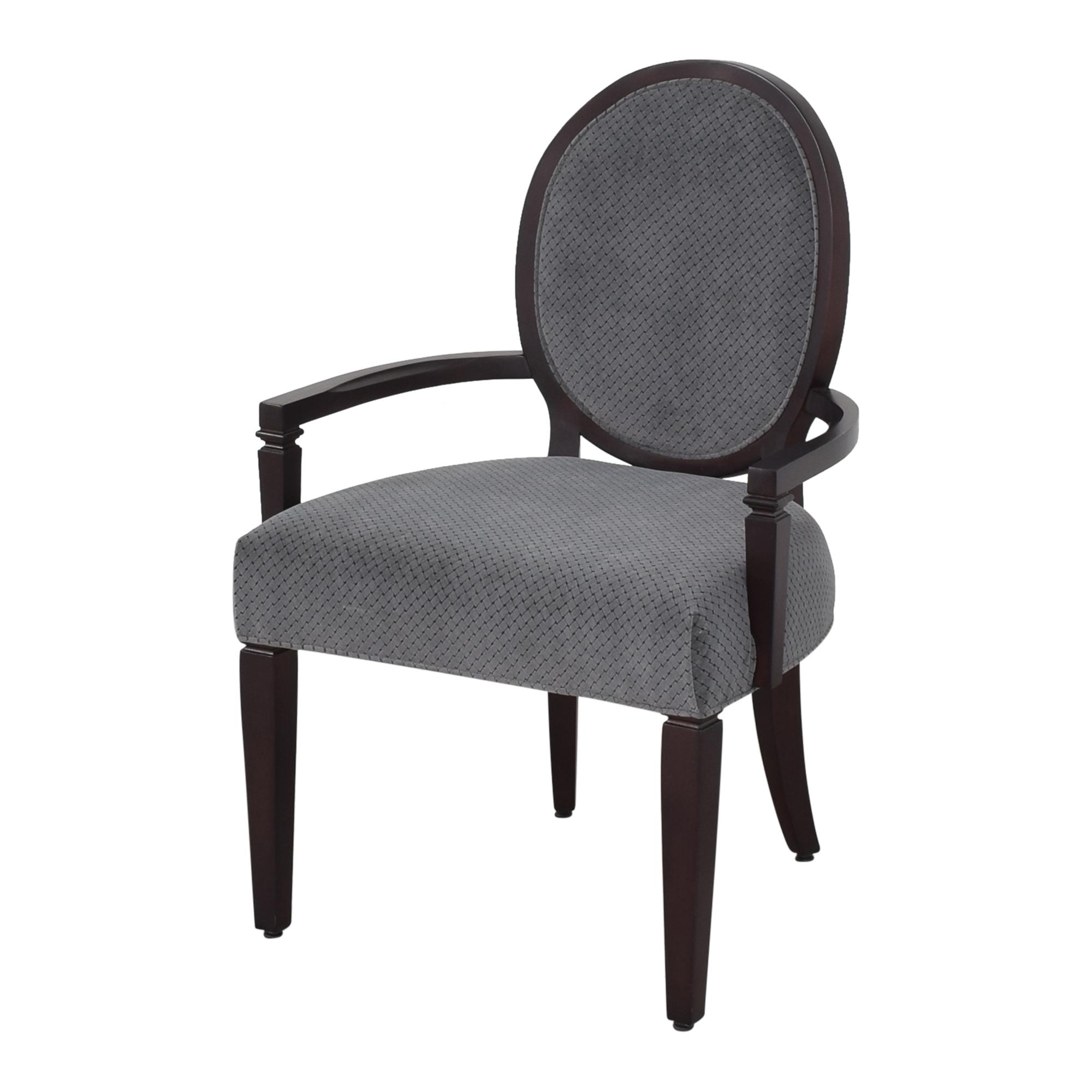 Hekman Furniture Hekman Furniture Brighton King Louis Back Armchair