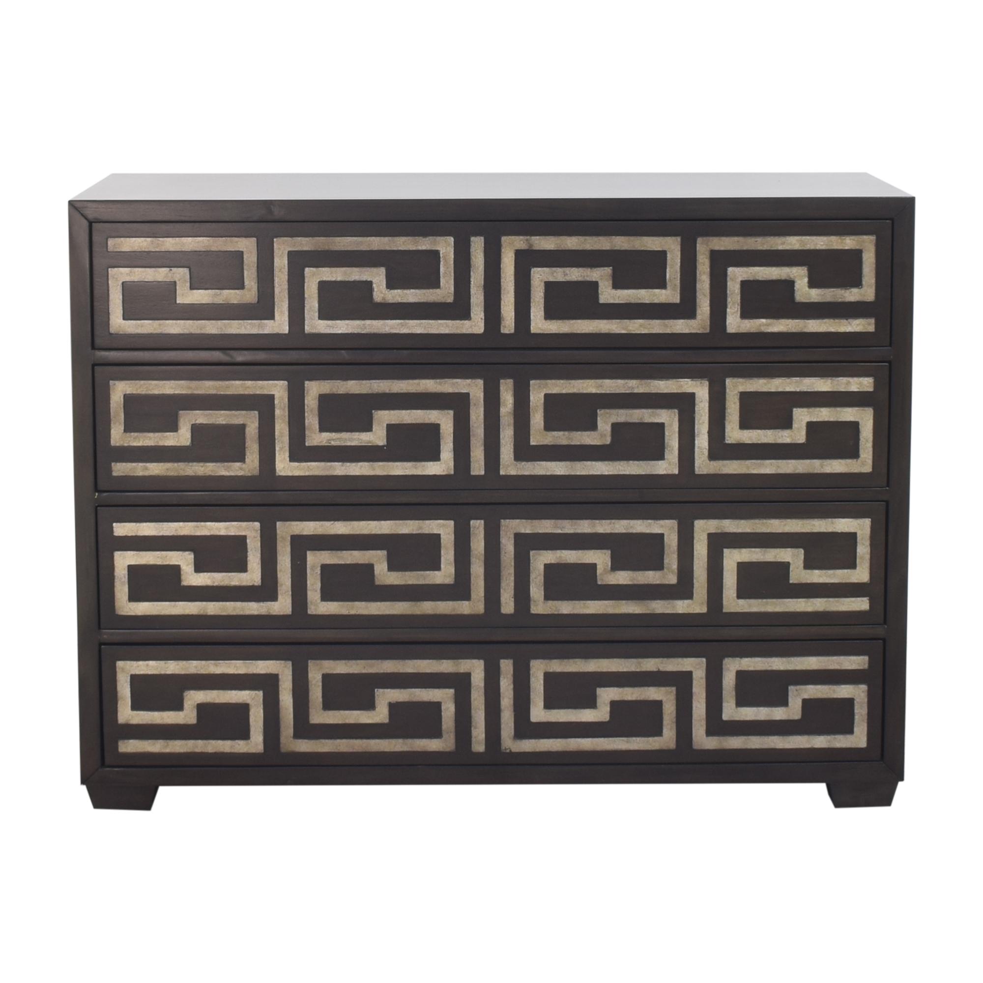 Hekman Furniture Hekman Furniture Meander Pattern Chest nj