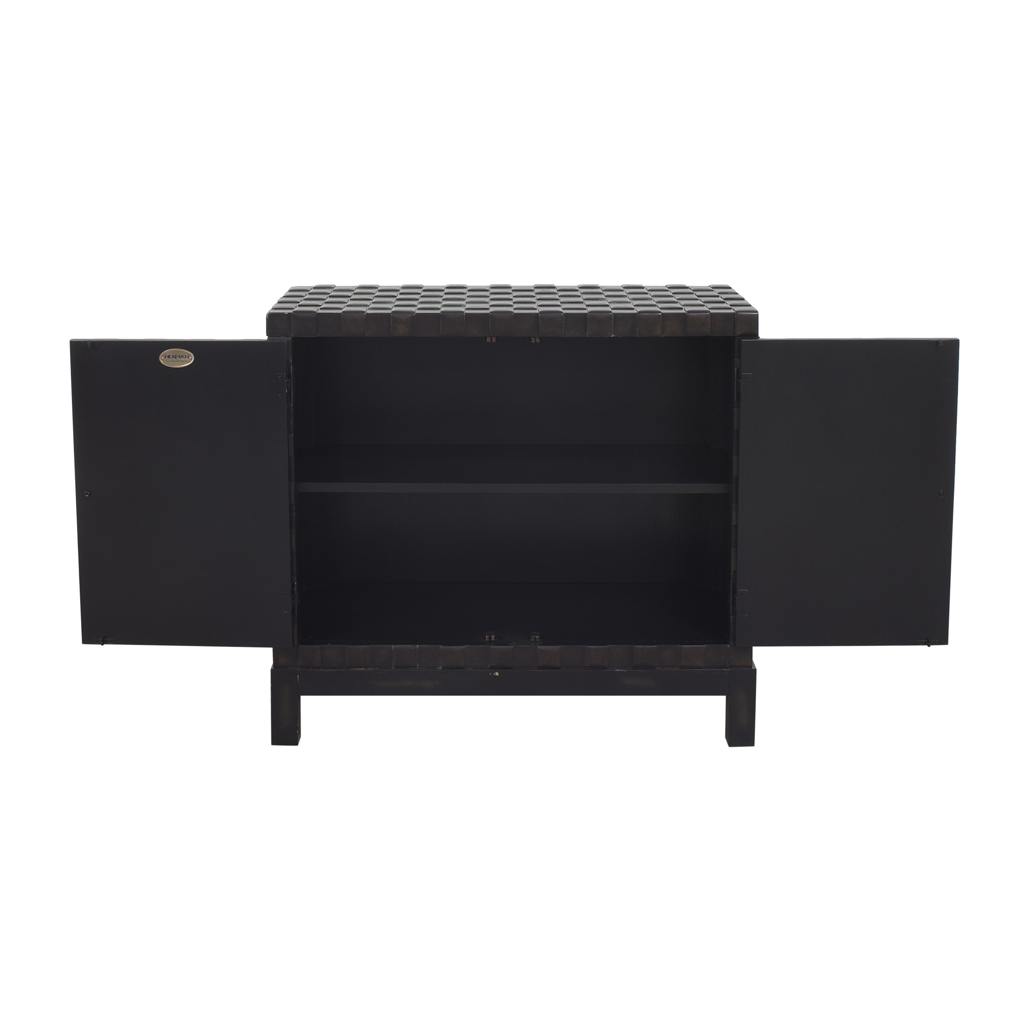 Hekman Furniture Hekman Furniture Woven Hall Chest dimensions